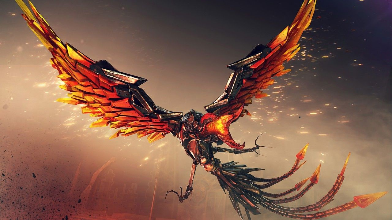 4K Phoenix Android Wallpapers