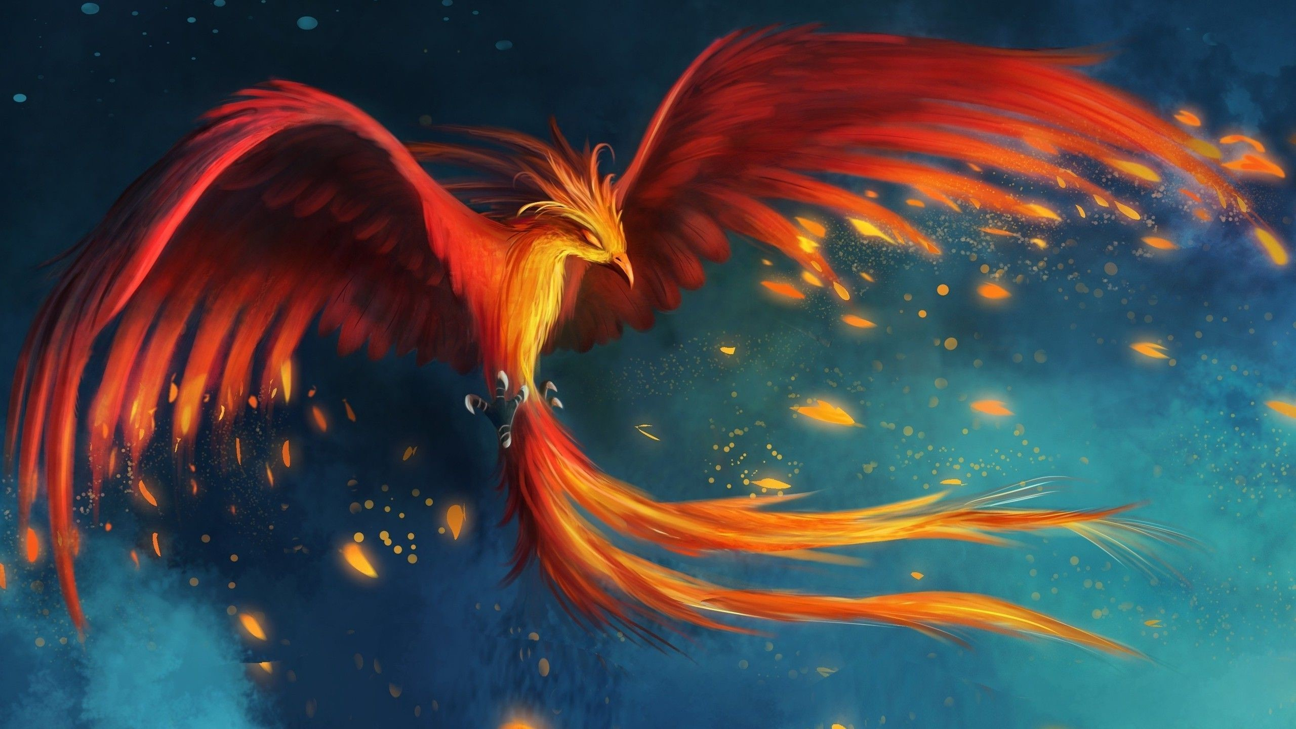4K Phoenix Samsung Wallpapers