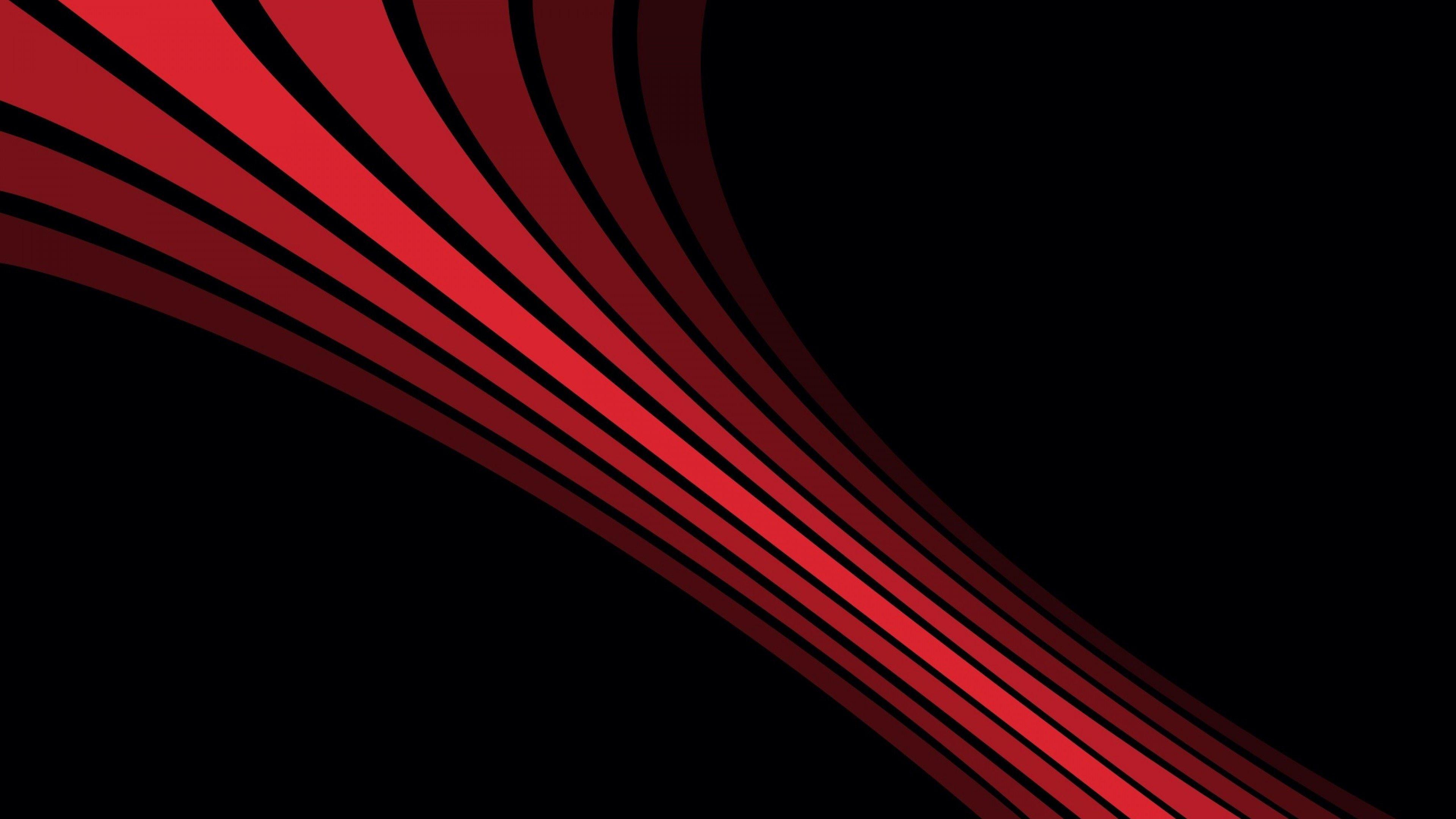 4K Red Free Wallpaper