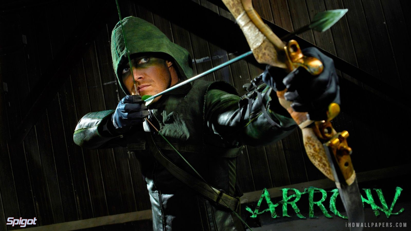 Arrow Background