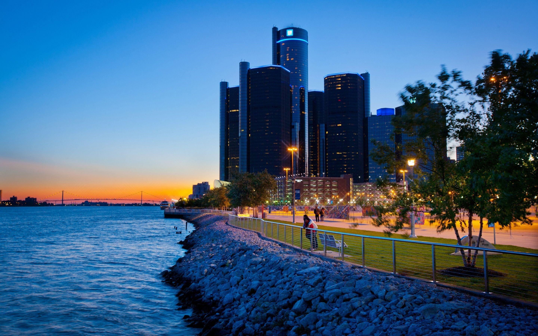 Detroit 1080p Wallpapers