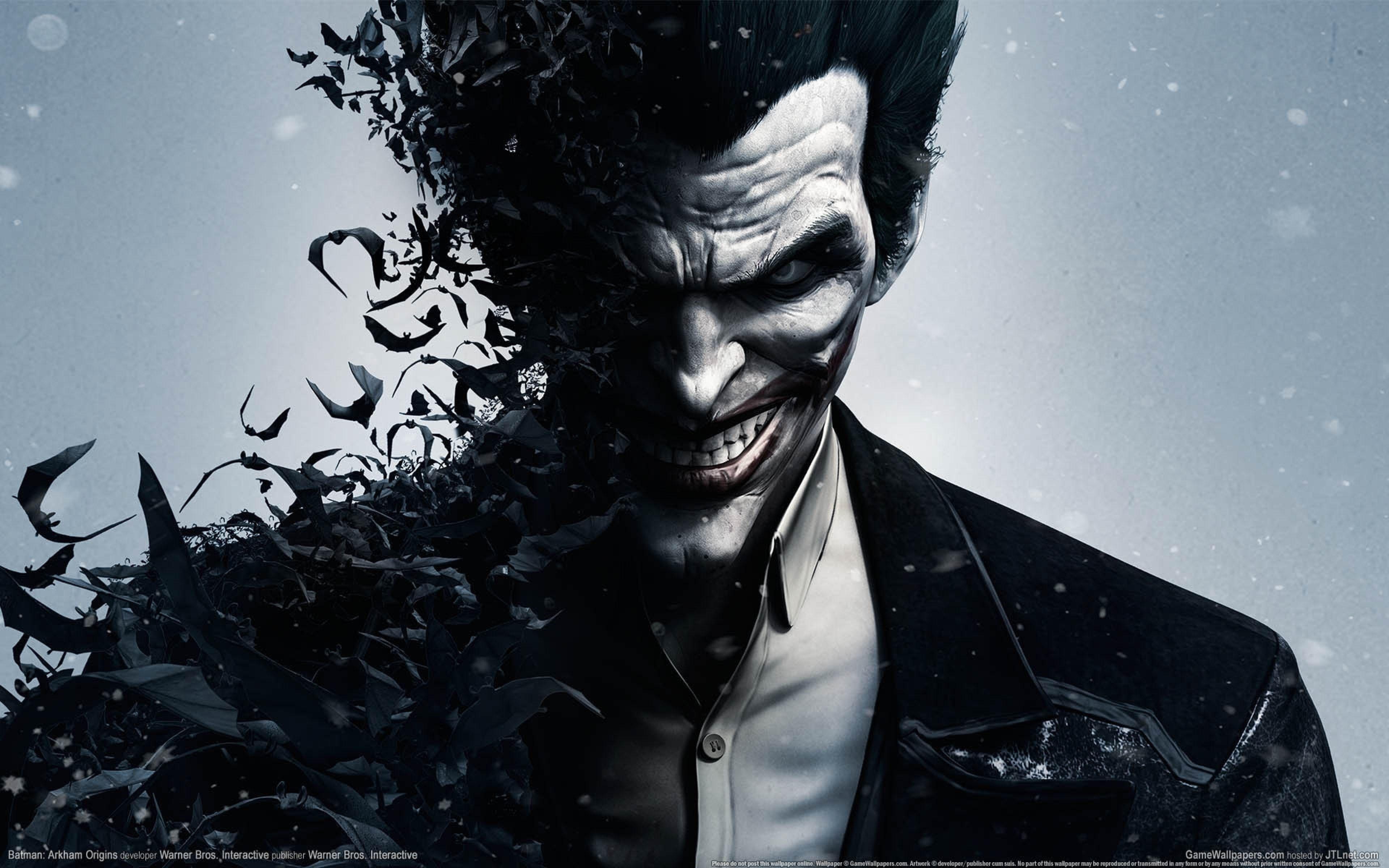 Joker Free Wallpaper