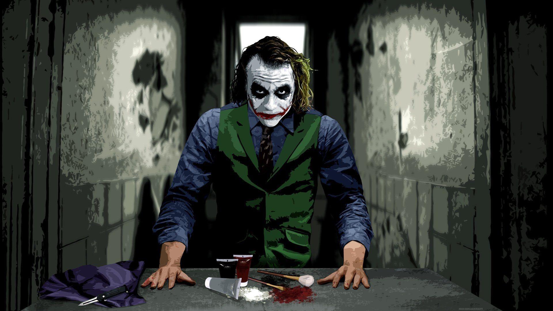 Joker Screensaver Wallpaper Download High Resolution 4k