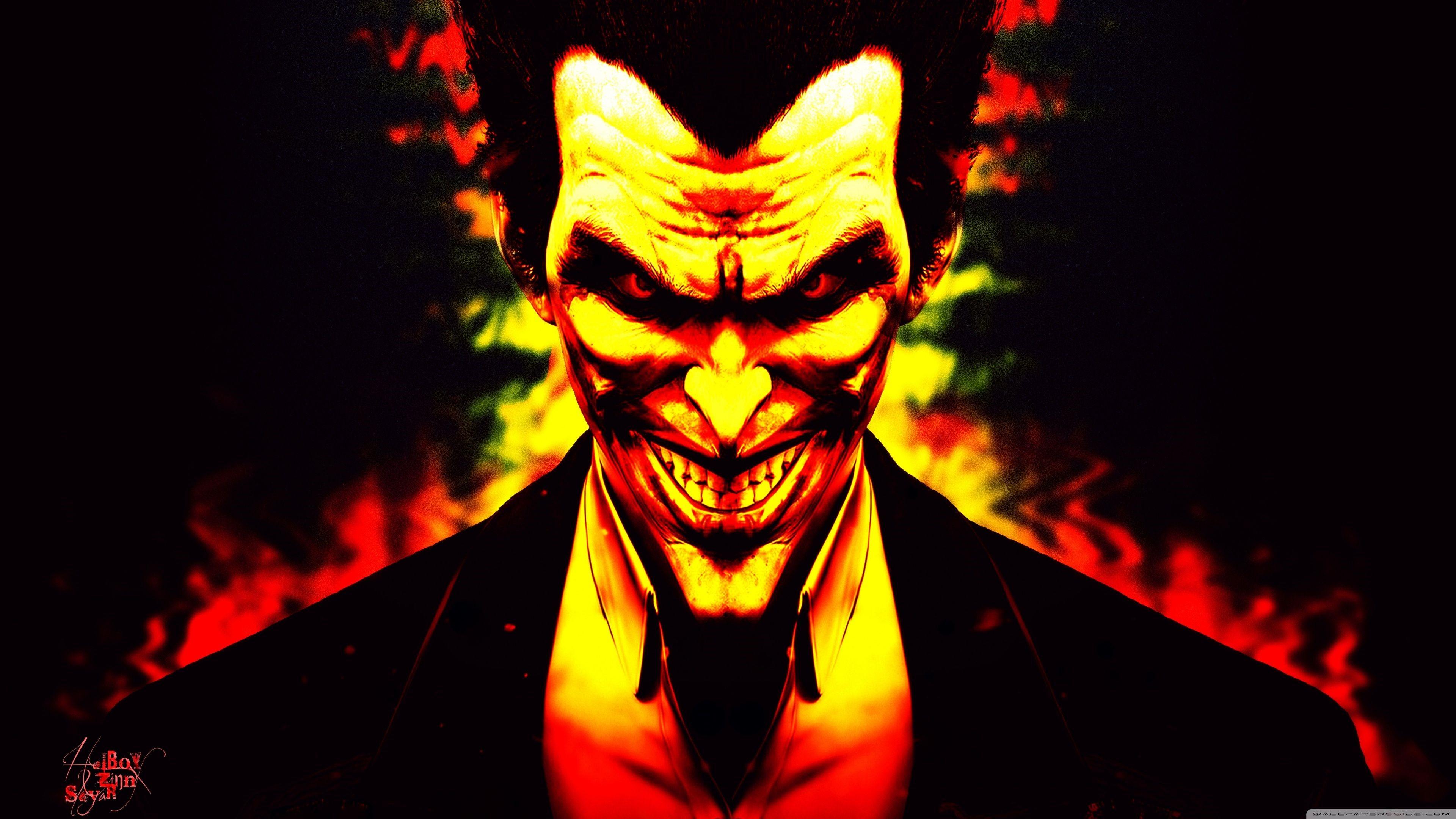 Joker Windows Background Wallpaper Download High