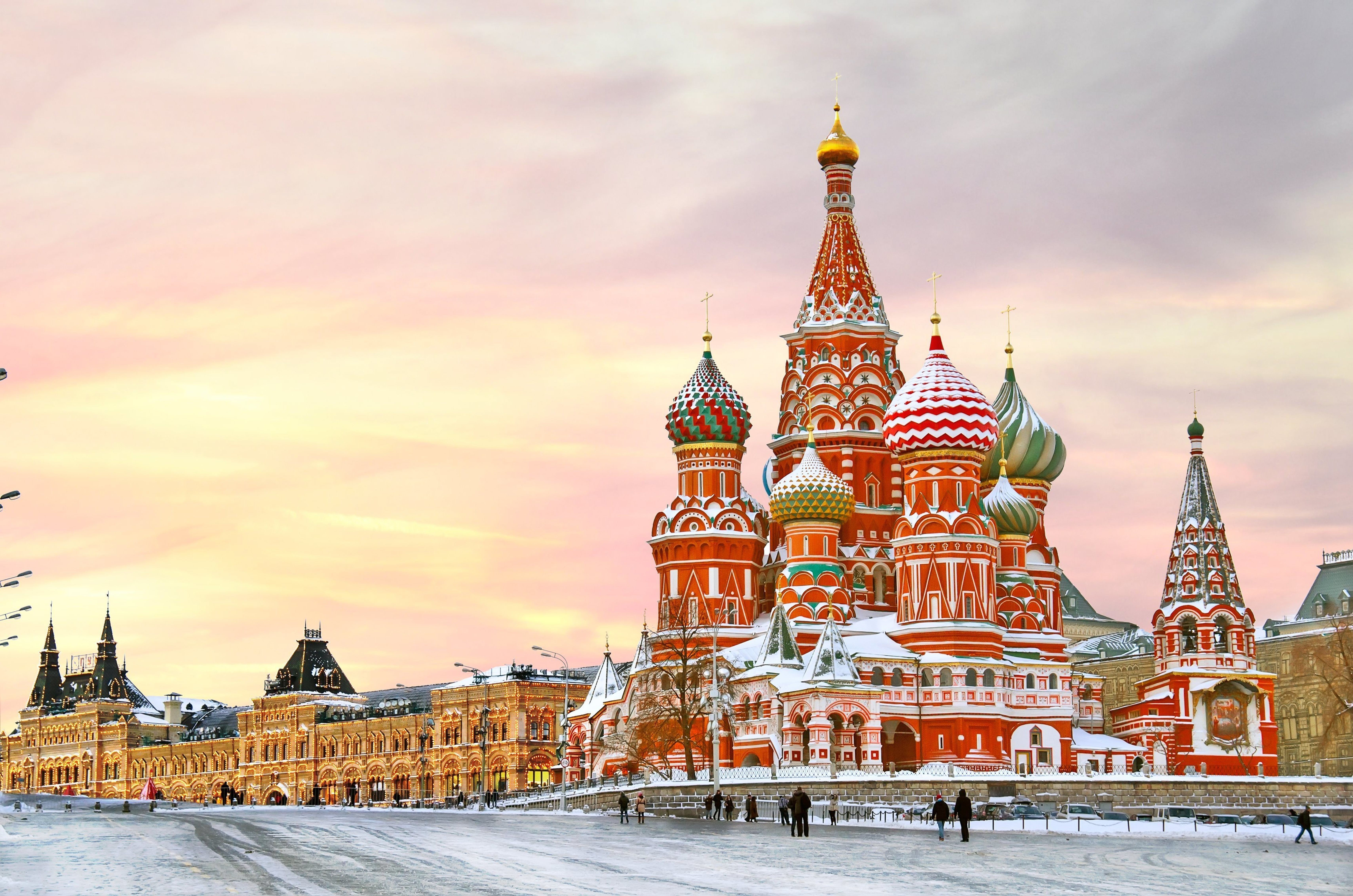 Moscow Free Wallpaper