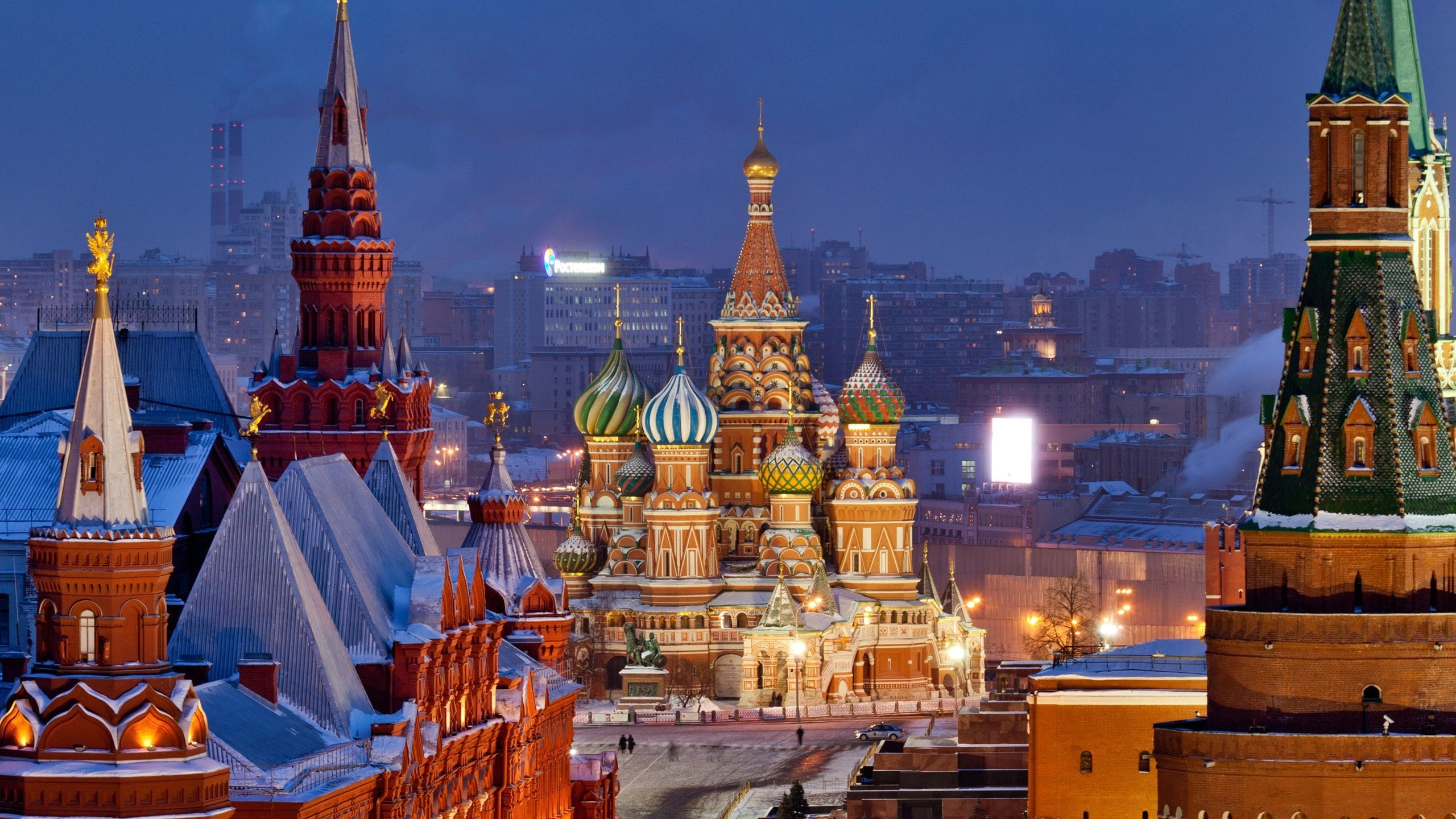 Moscow HD Wallpapers