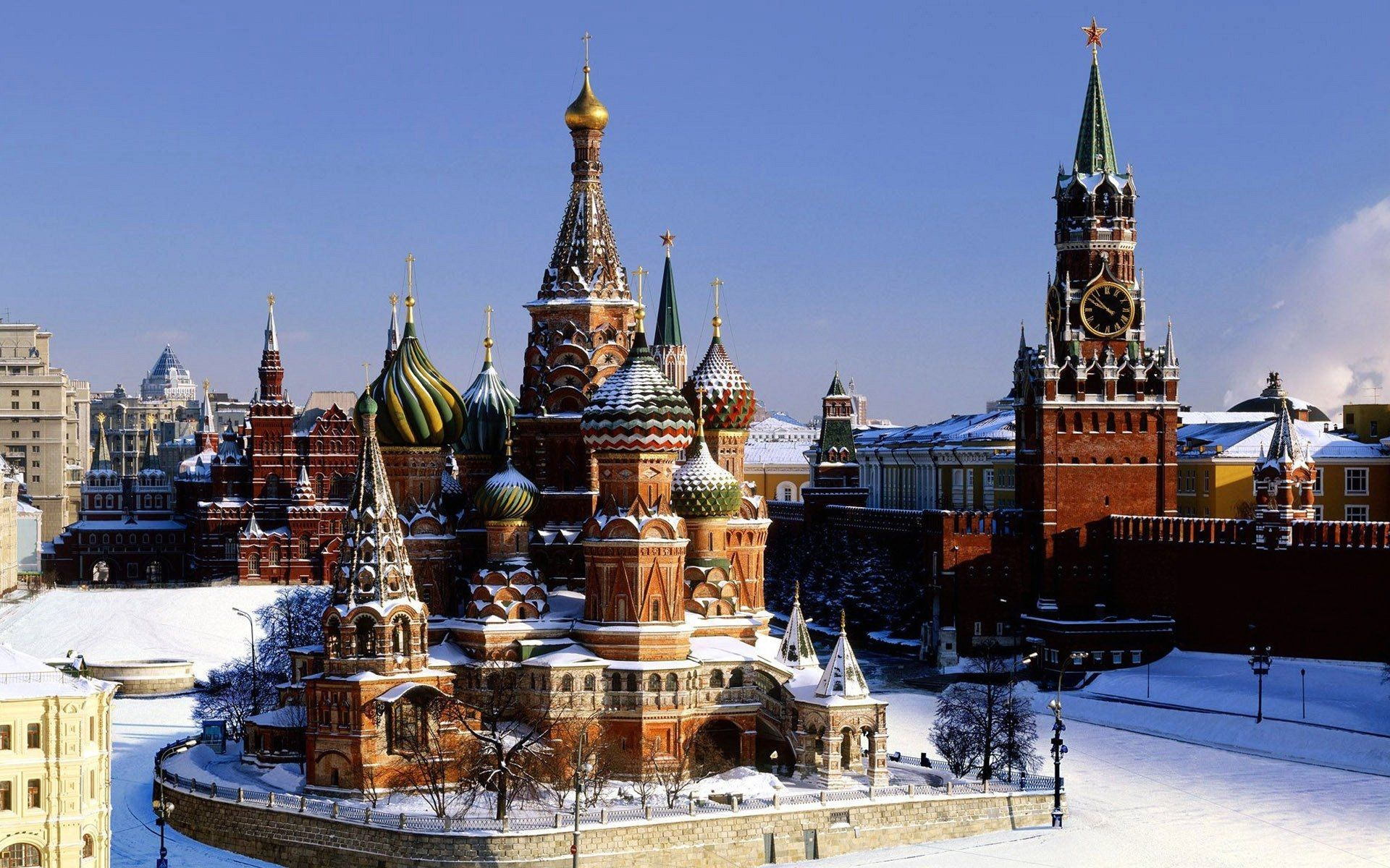Moscow Review