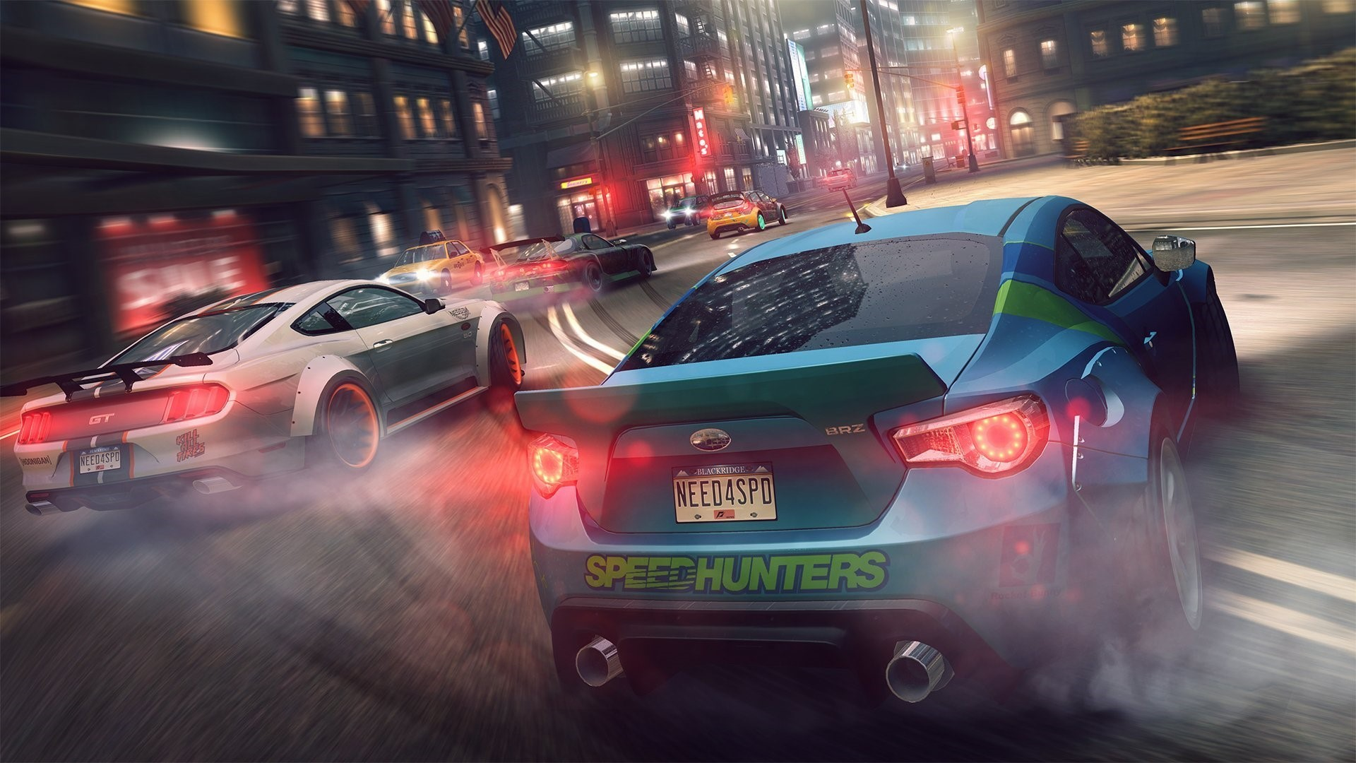 Need for Speed 1080p Wallpapers