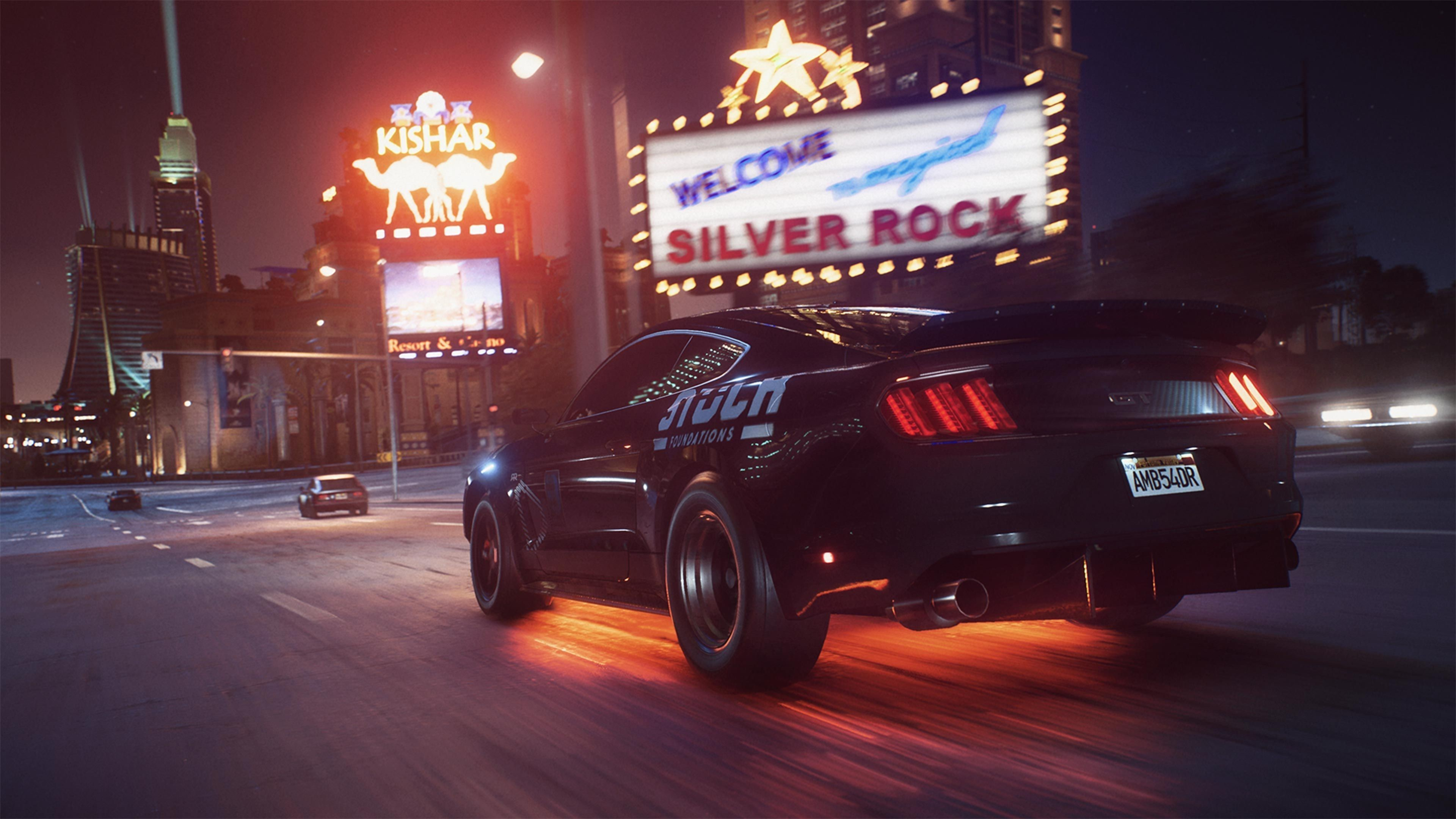 Need for Speed Laptop Wallpaper