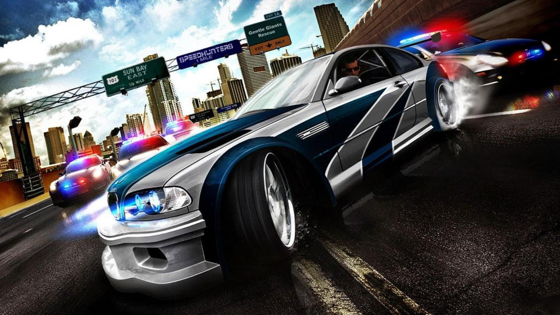Need for Speed UHD Wallpapers