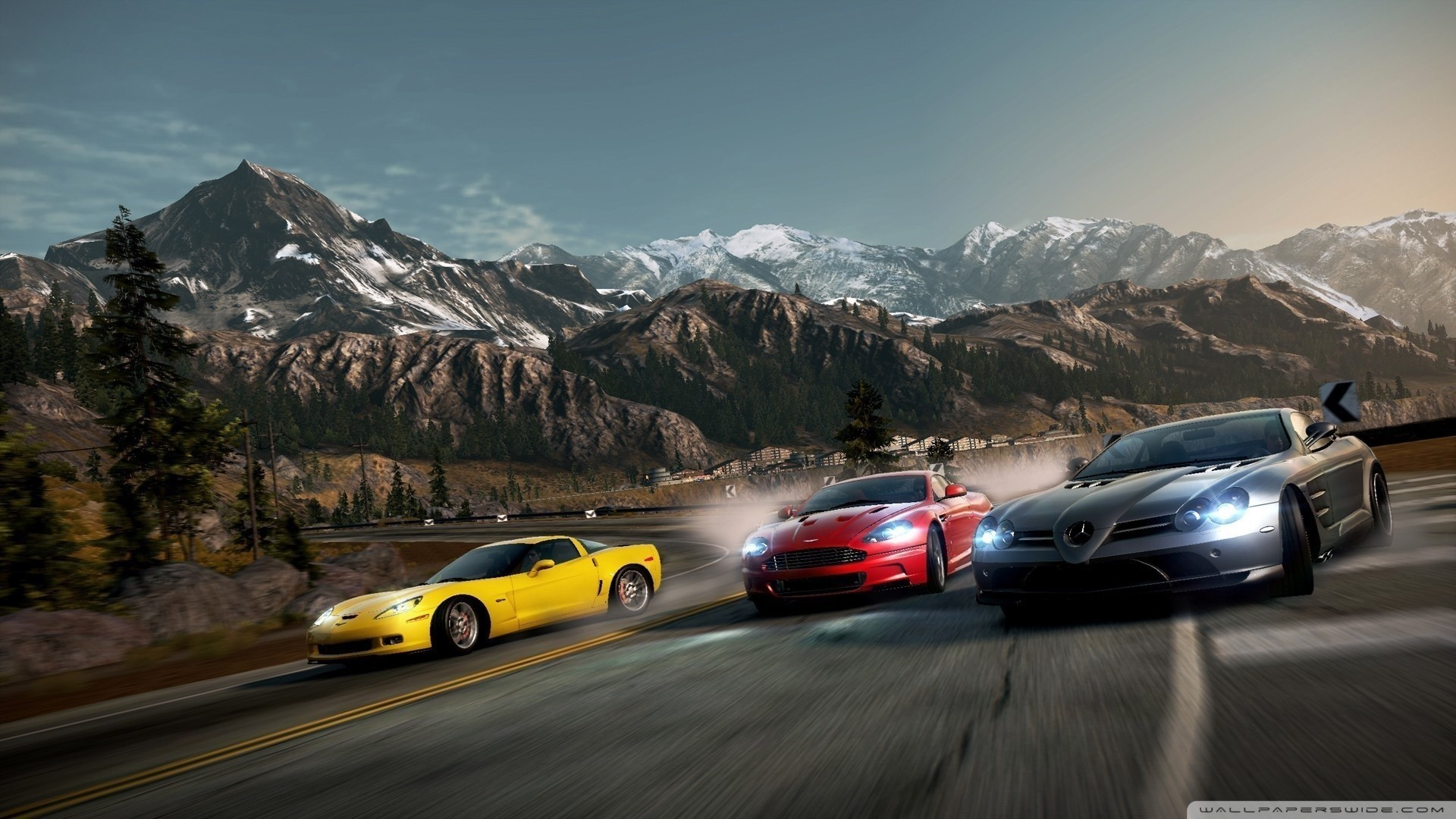 Need for Speed Wall Background