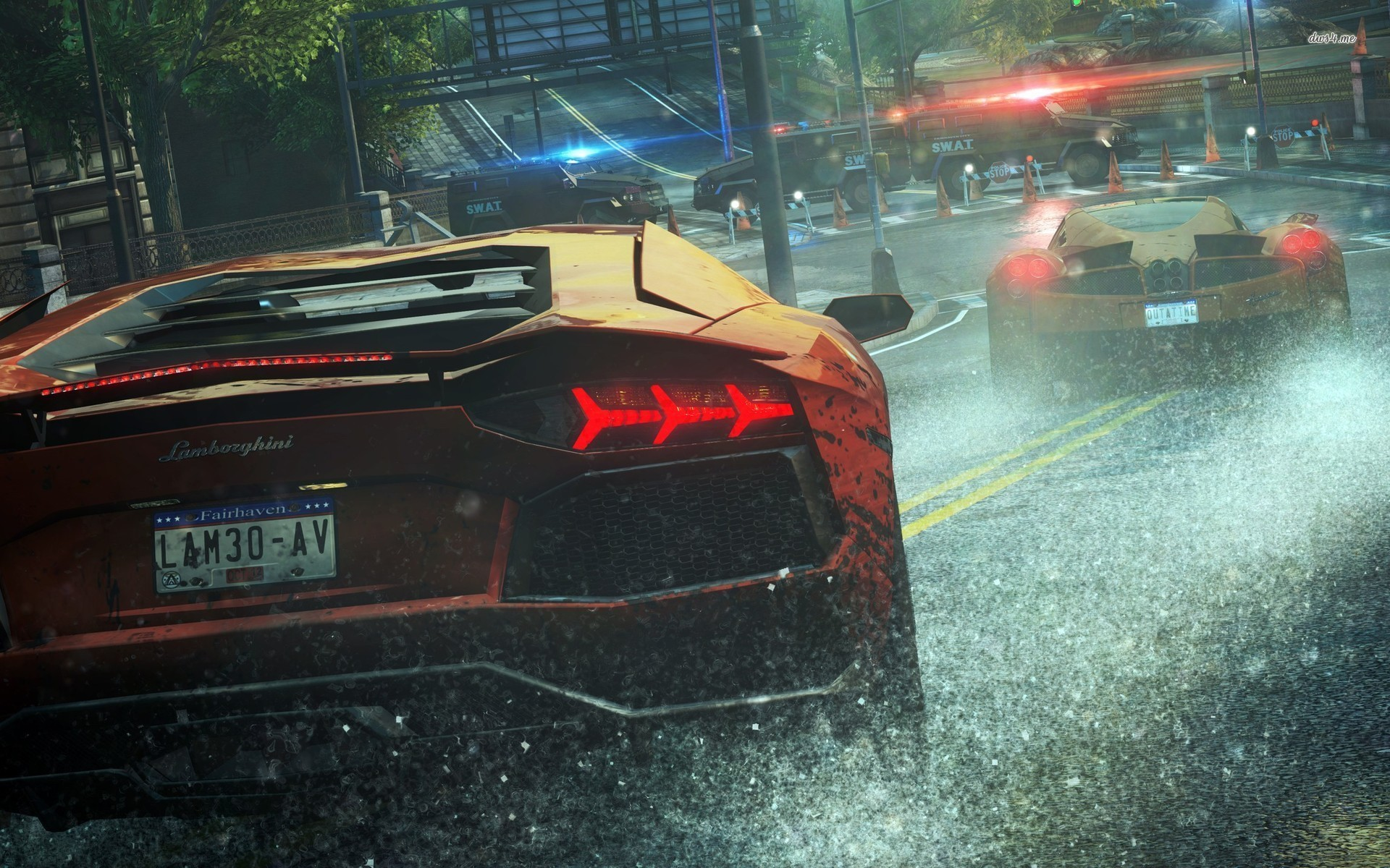 Need for Speed iphone Wallpapers