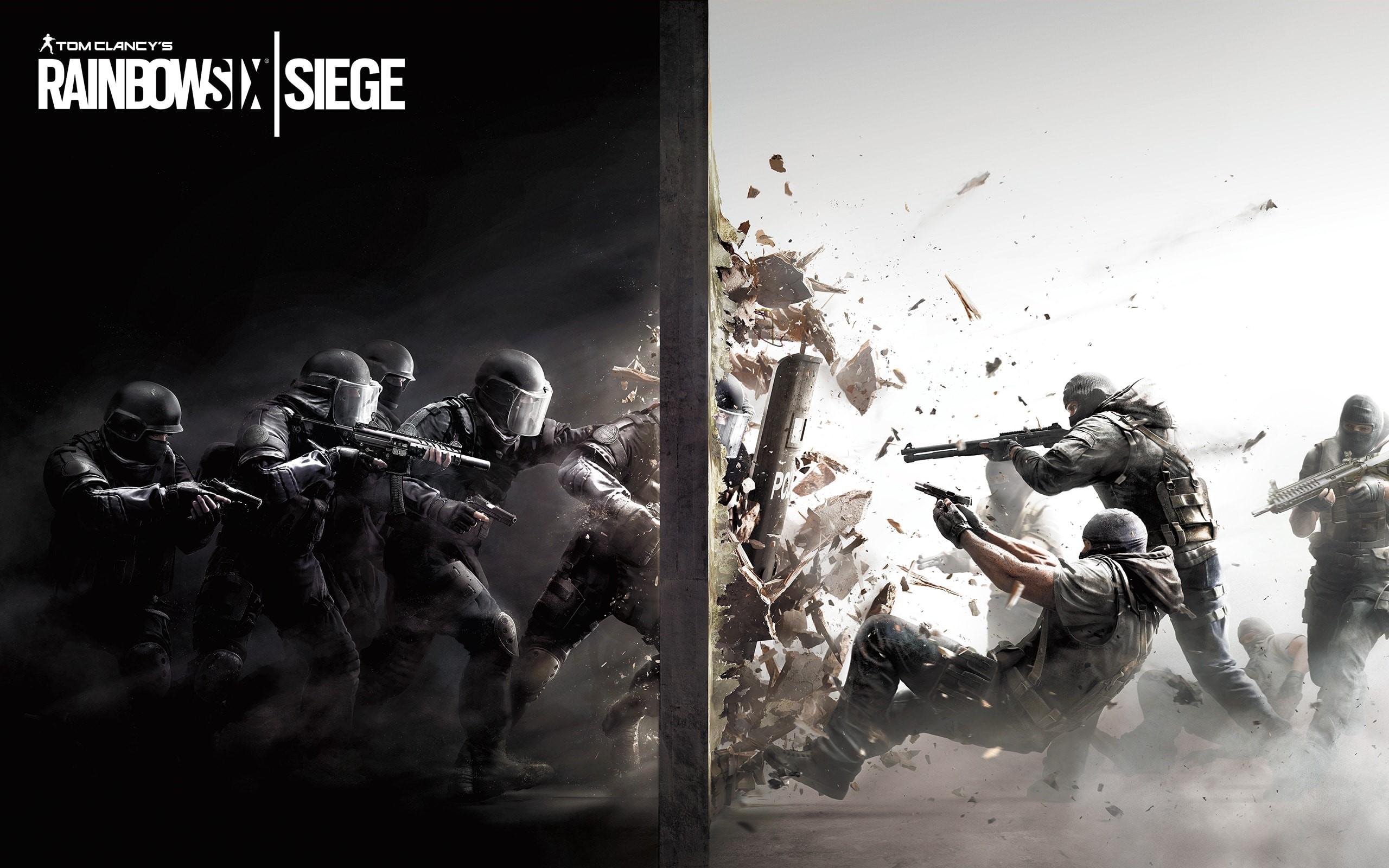 Rainbow Six Siege 1080p Wallpapers