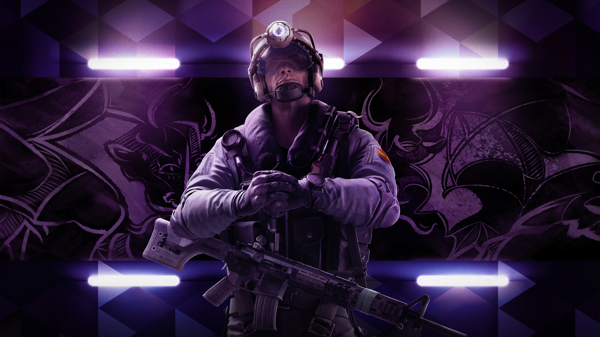 Rainbow Six Siege HTC Wallpapers