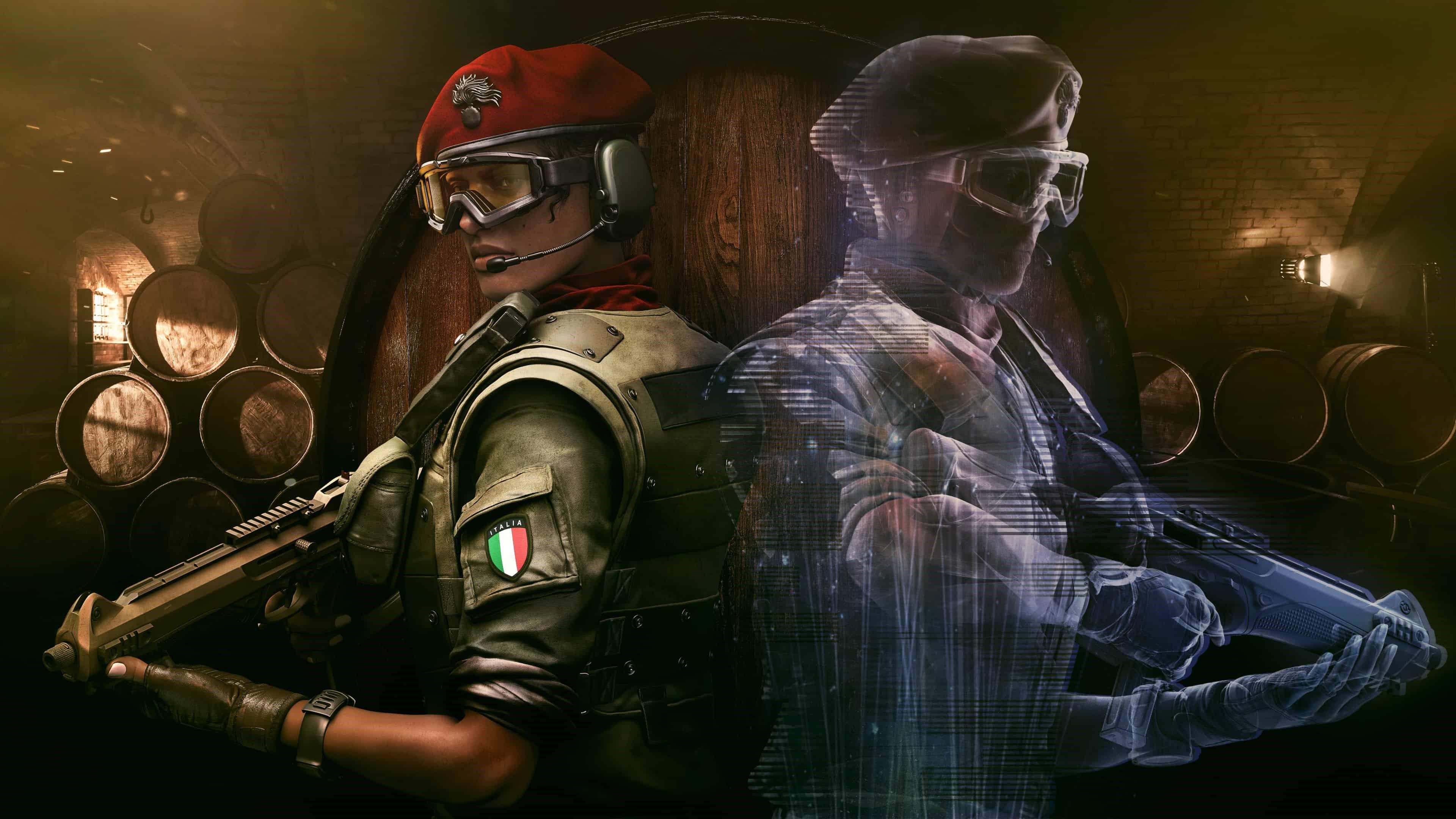 Rainbow Six Siege Review