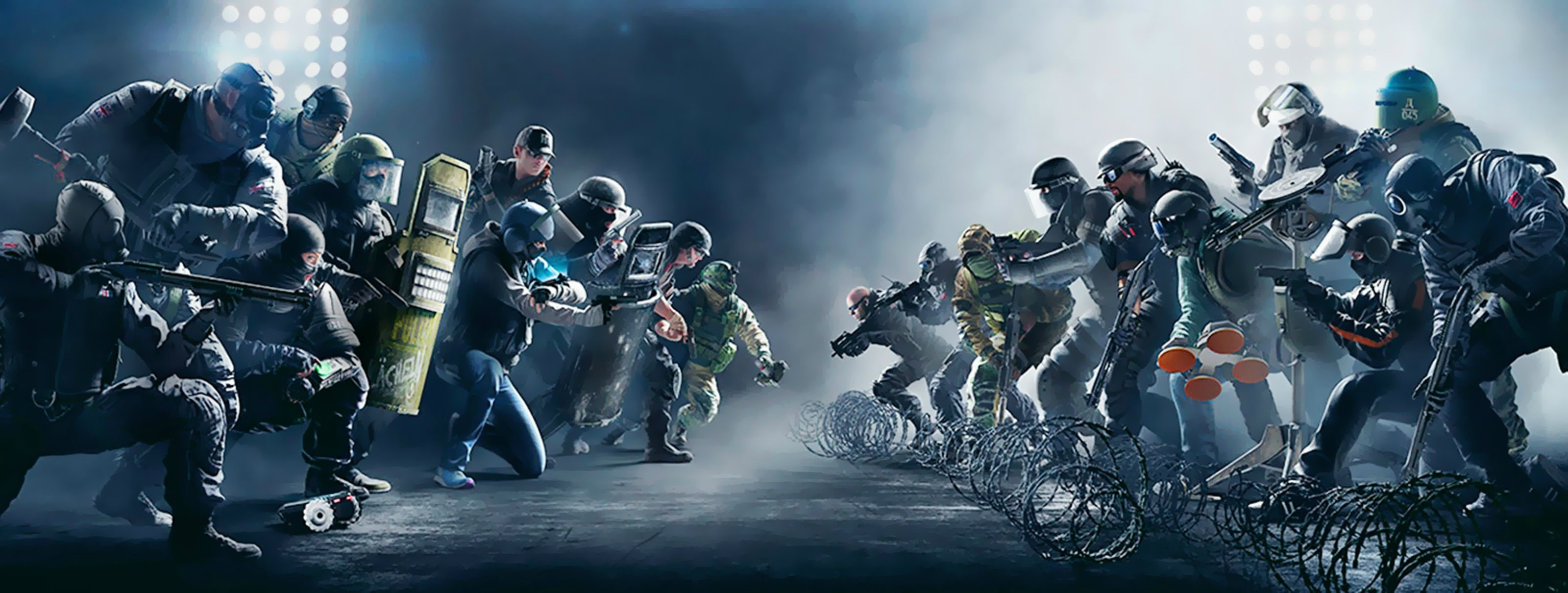Rainbow Six Siege images