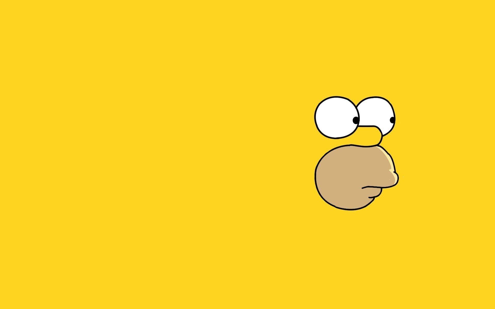 Simpsons Background