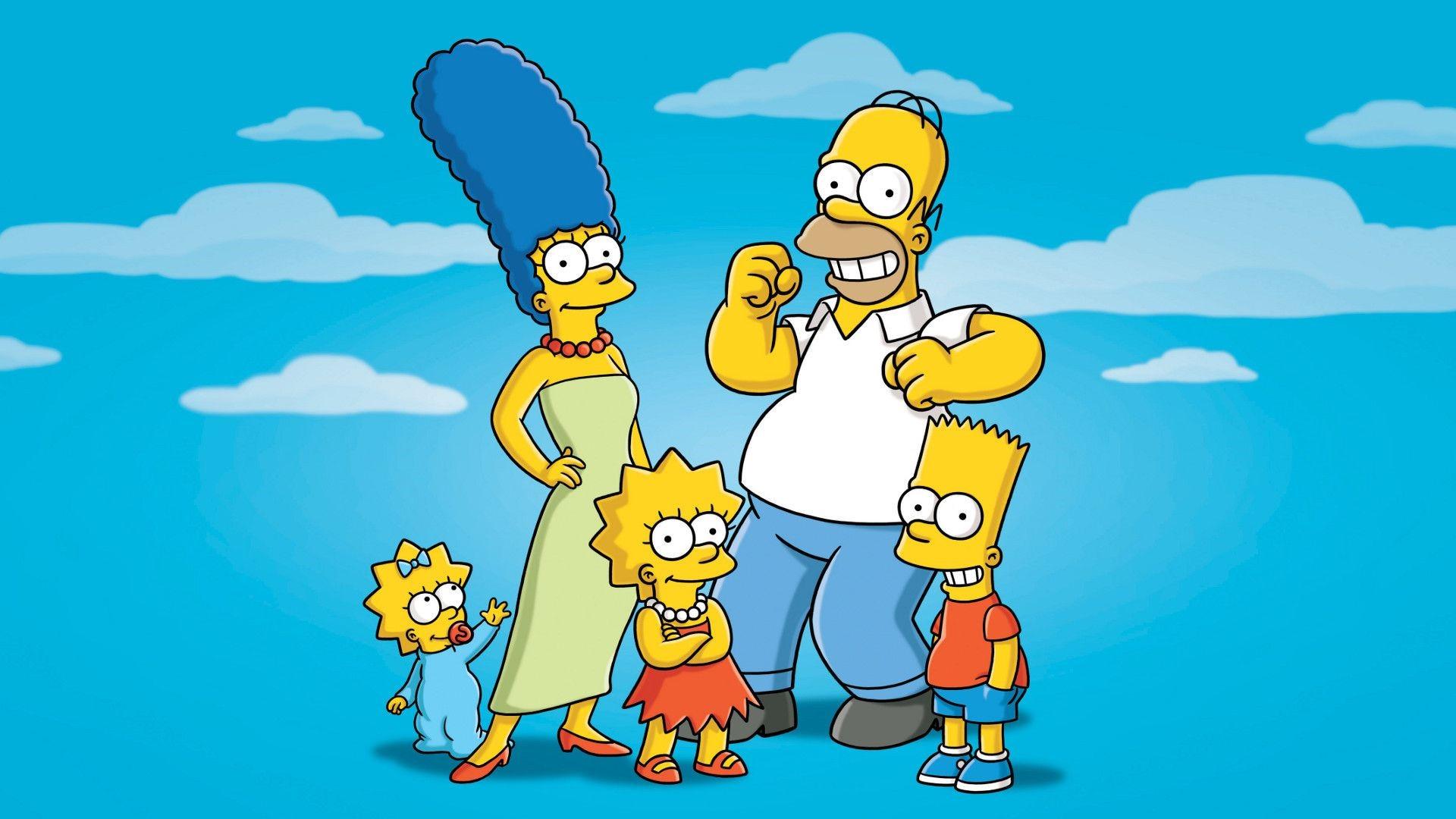 Simpsons Desktop Wallpapers