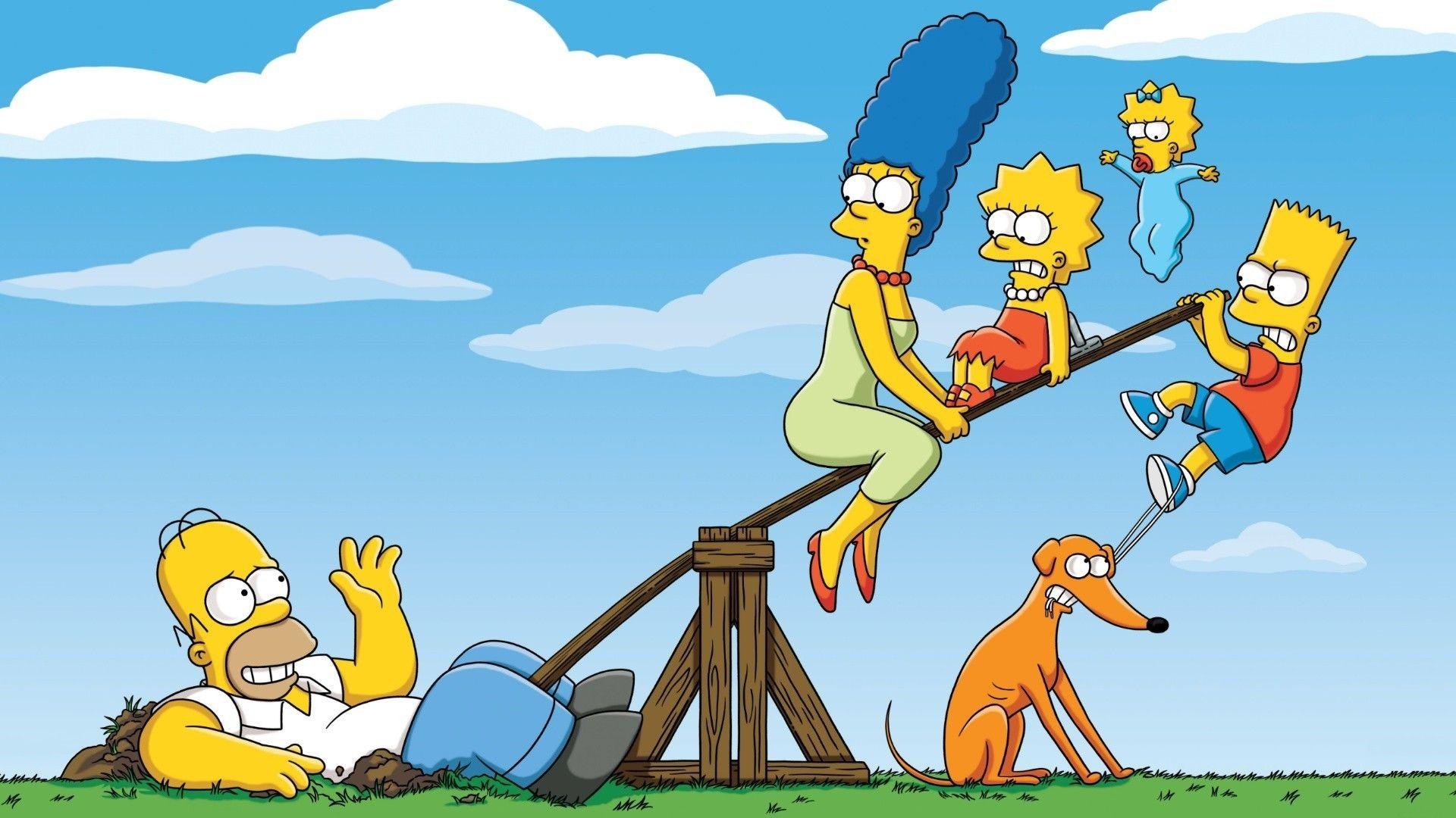 Simpsons Free Wallpaper