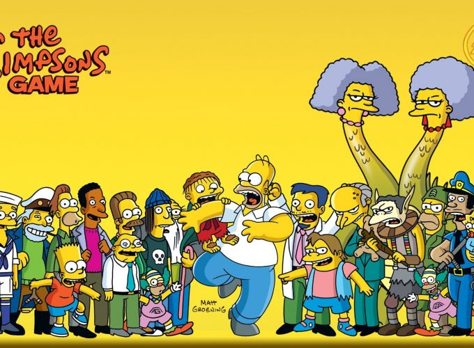 Hd Simpsons Gallery Iphone Wallpaper Wallpapes High