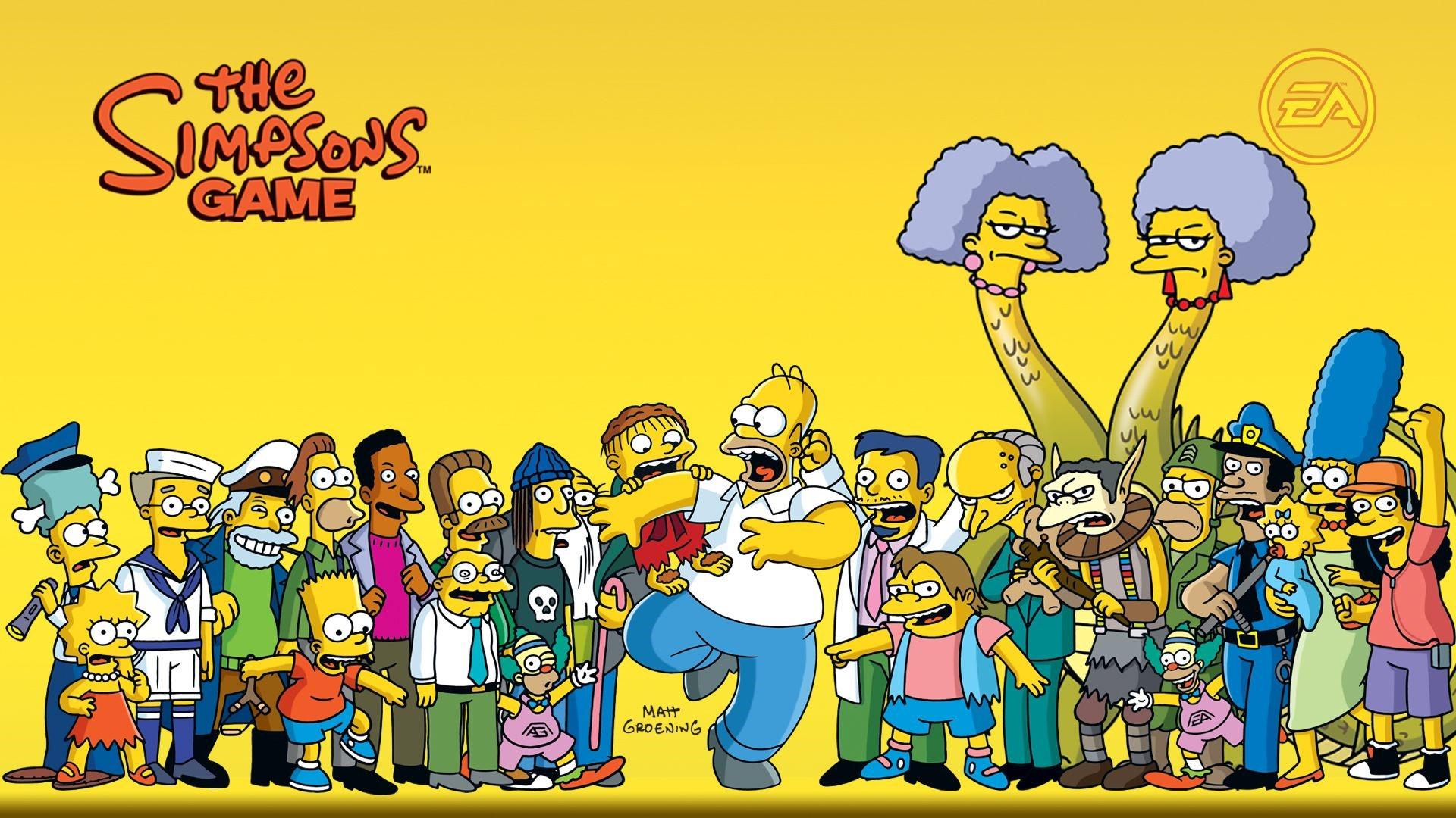 Simpsons Gallery