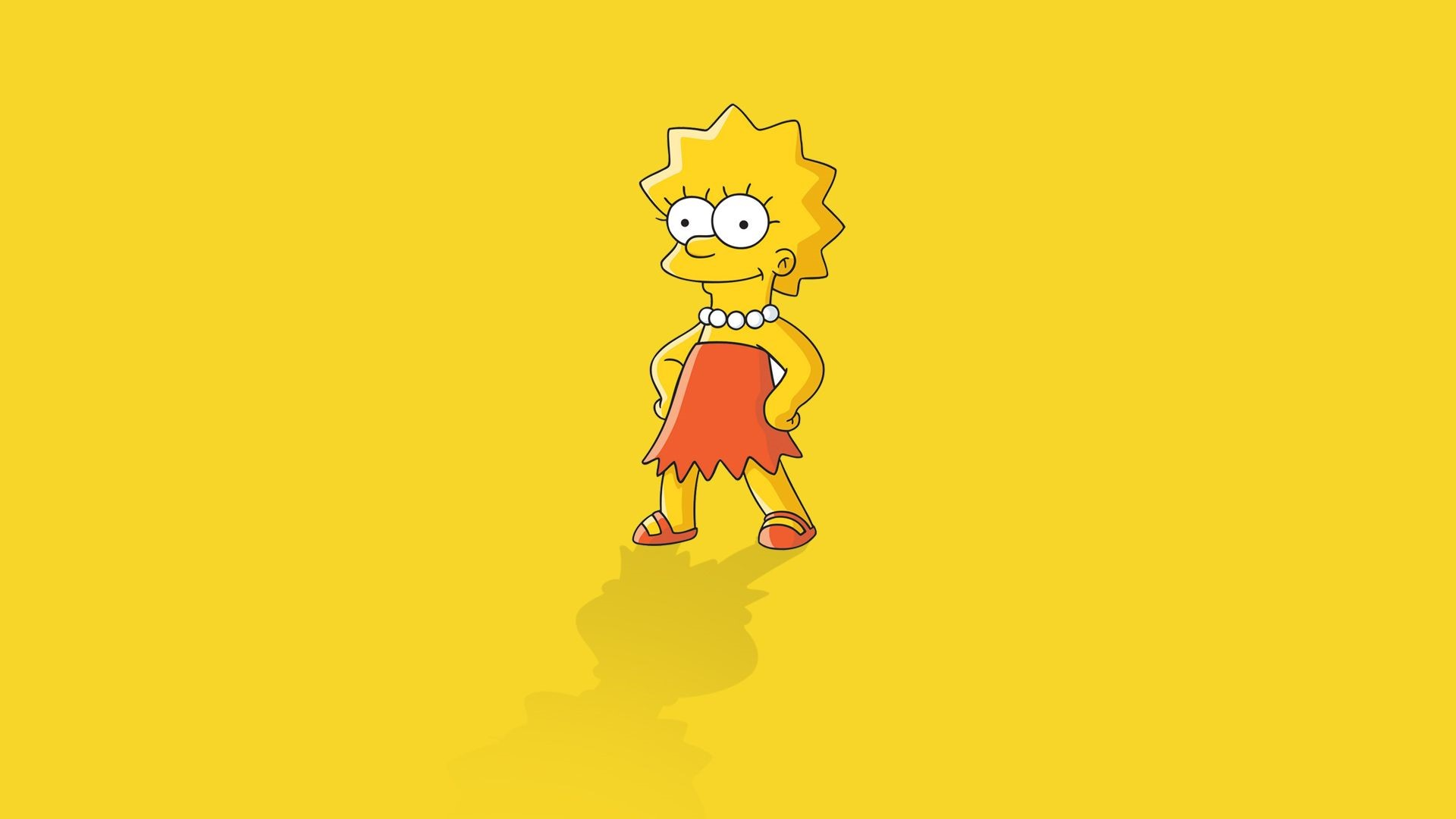 Simpsons HD Background