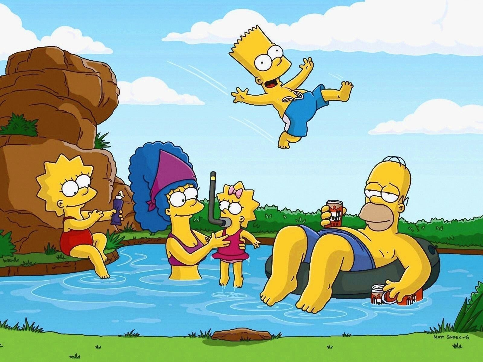 Simpsons Review