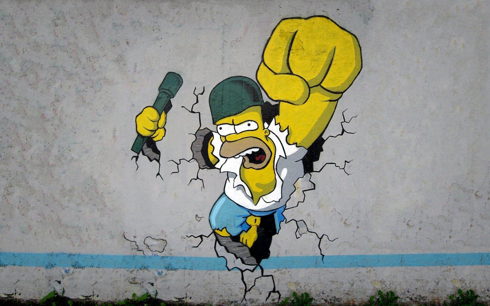 Simpsons Screensaver