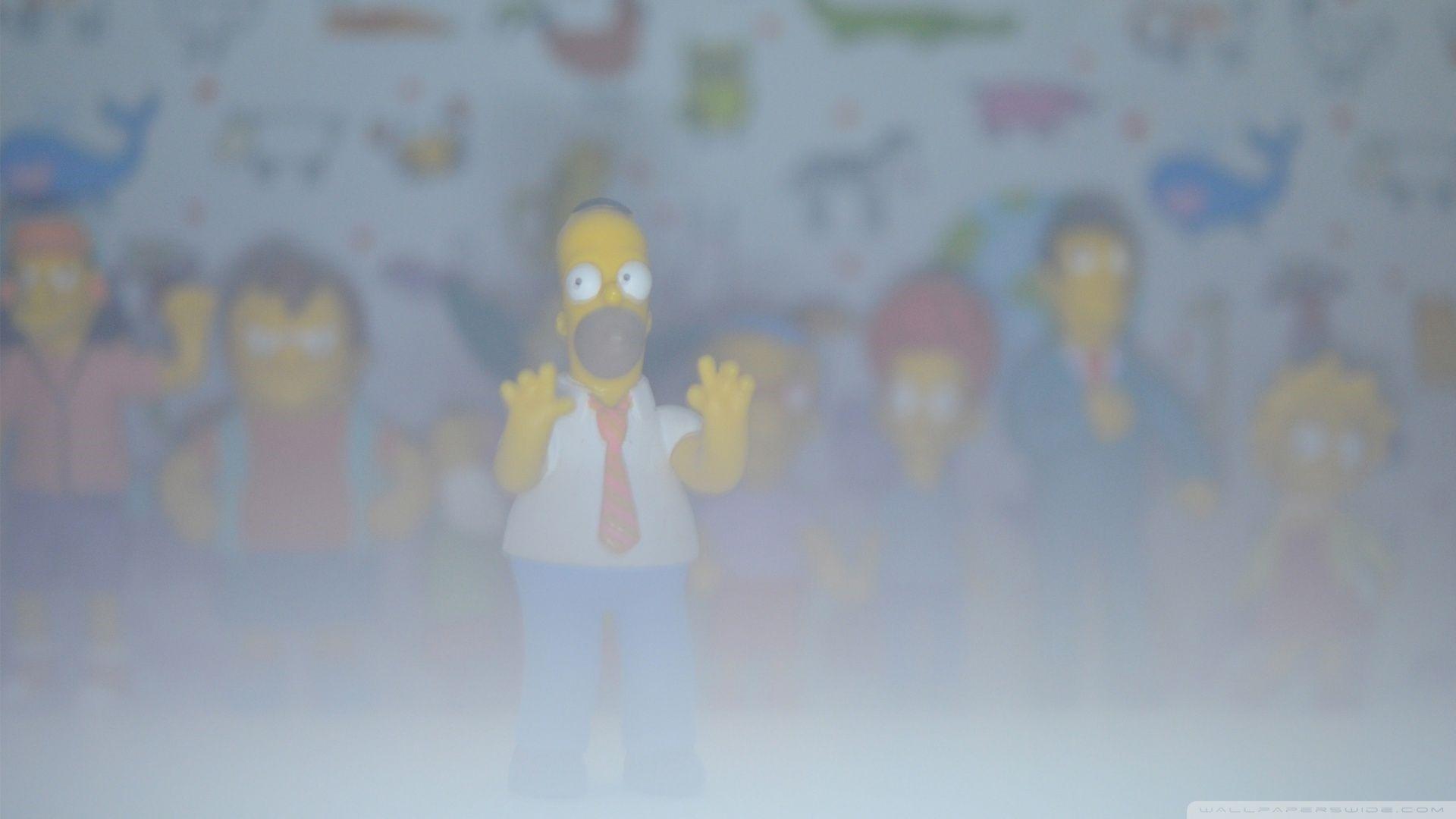 Simpsons Tablet Wallpaper