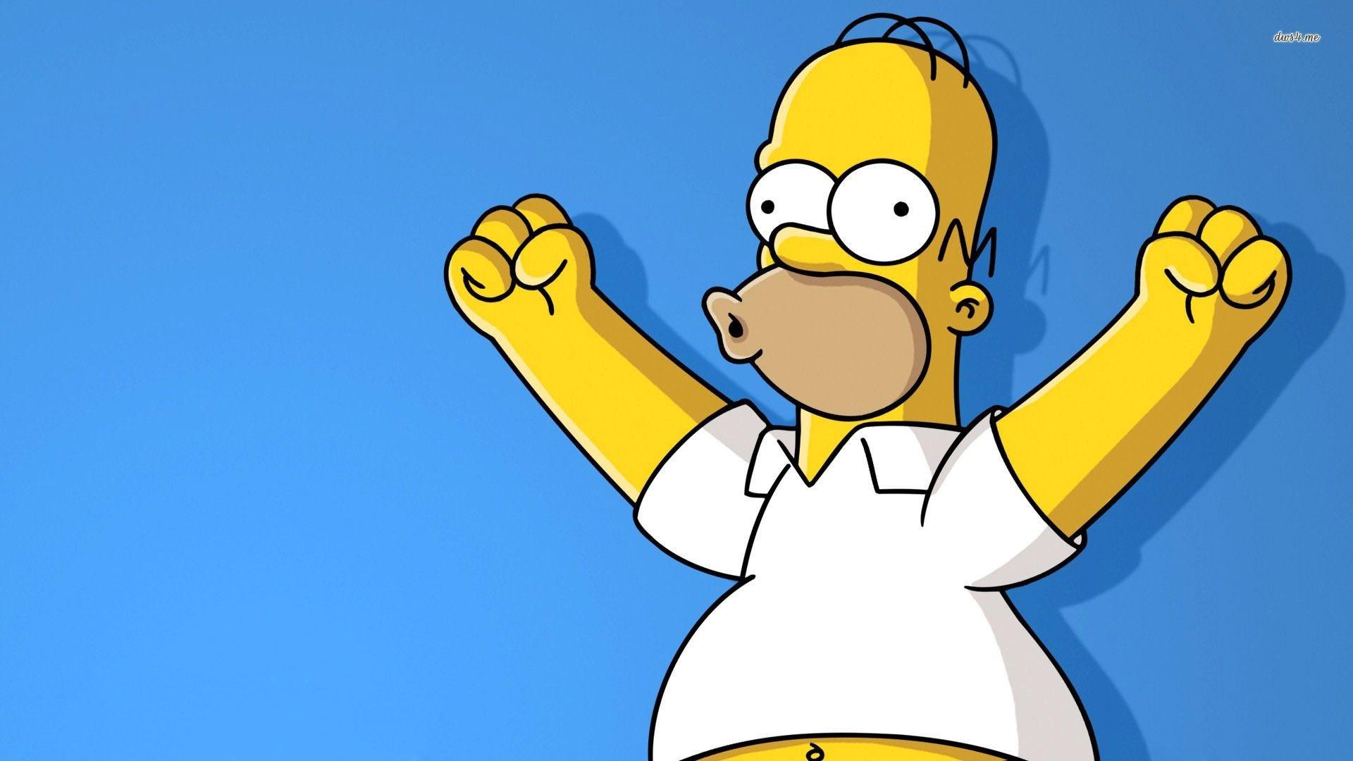 Simpsons iphone Wallpaper