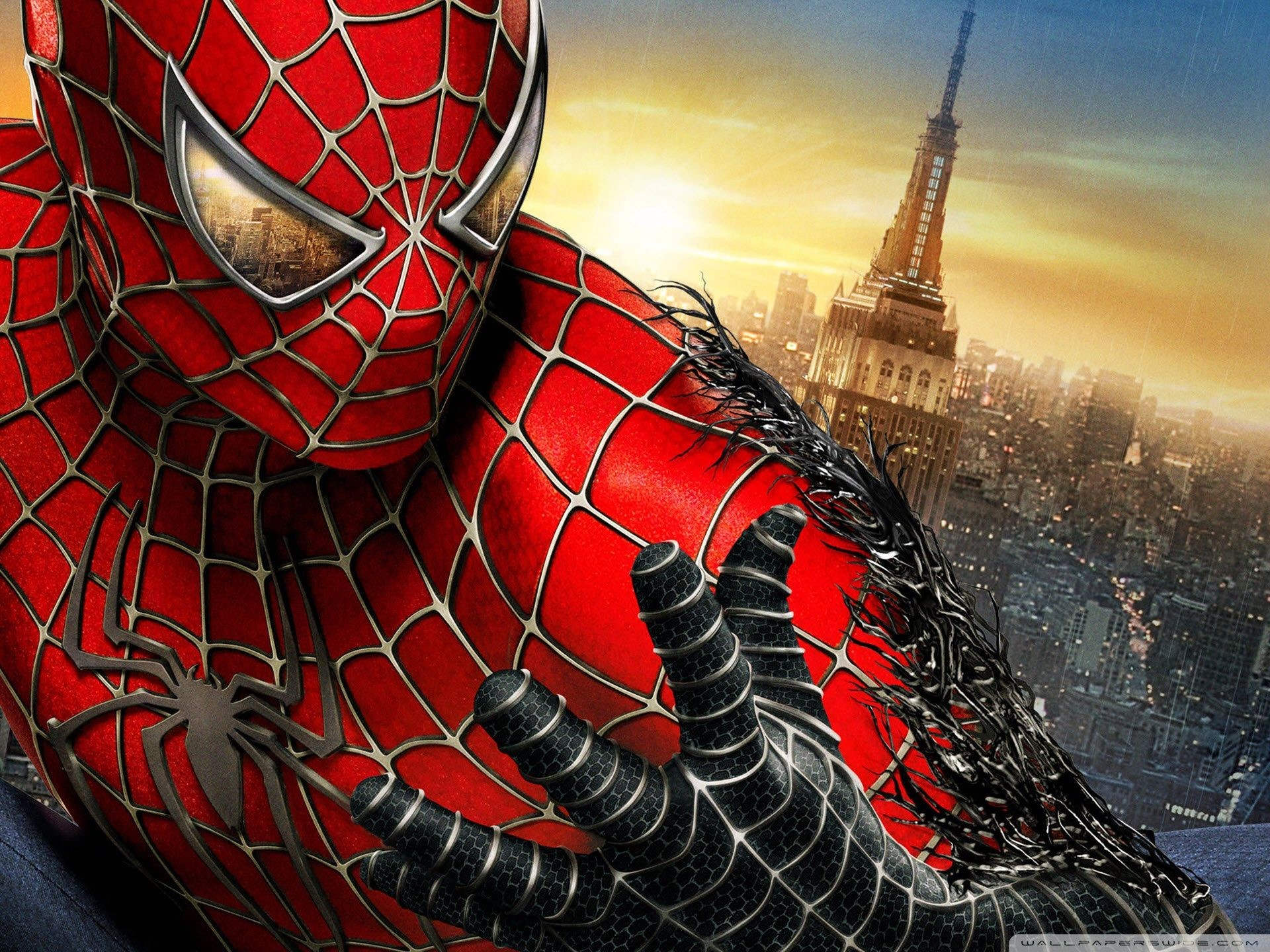 Spider Man 1080p Wallpapers