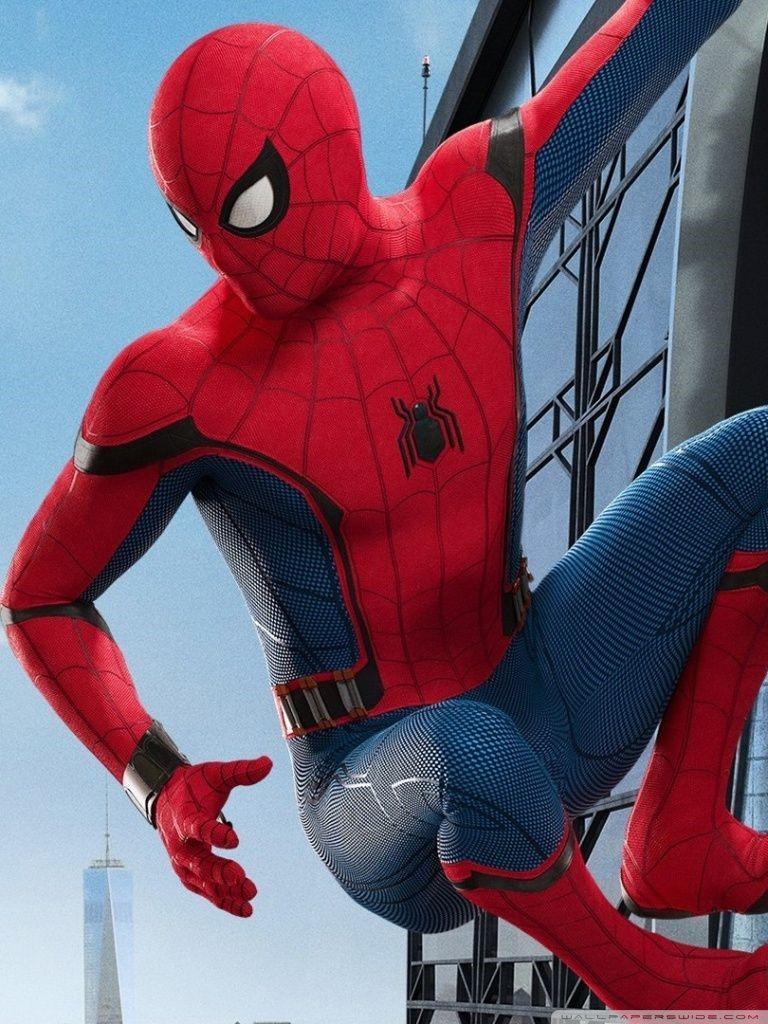 Spider Man HD Background