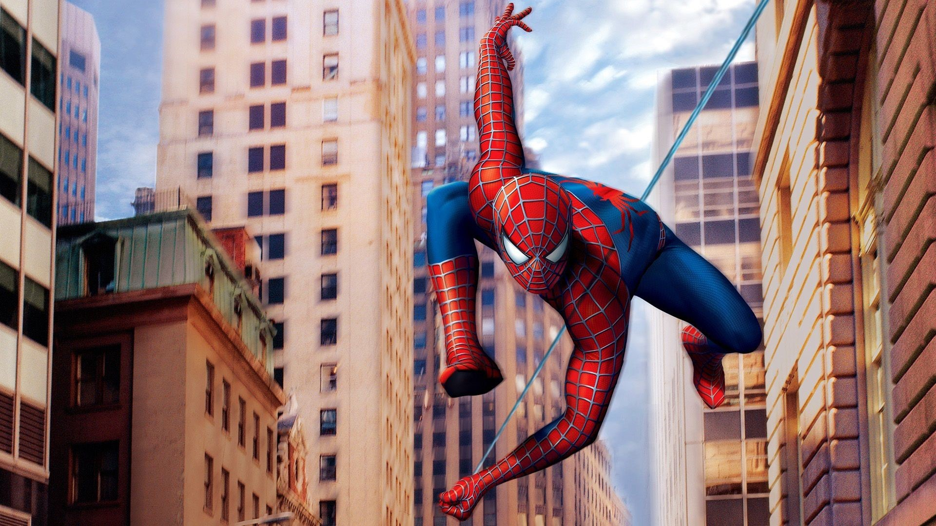 Spider Man Screensaver