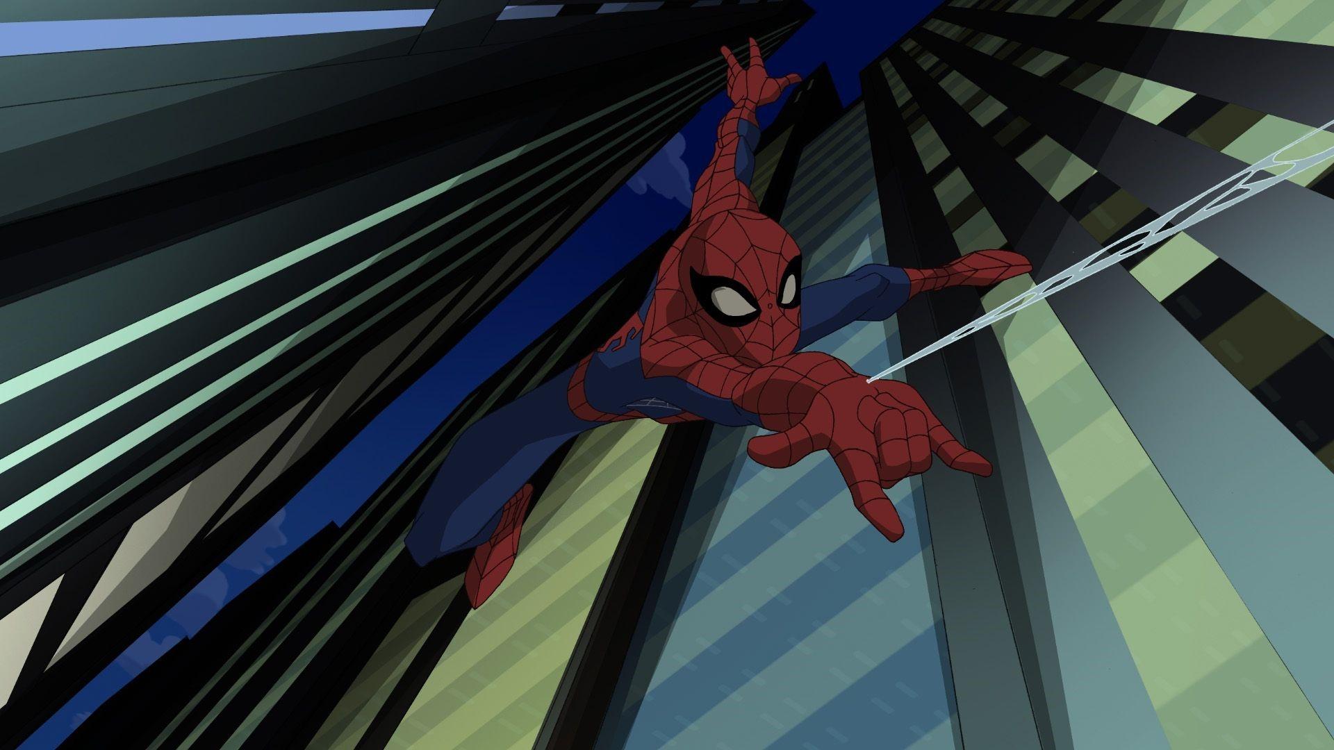 Spider Man Windows Background