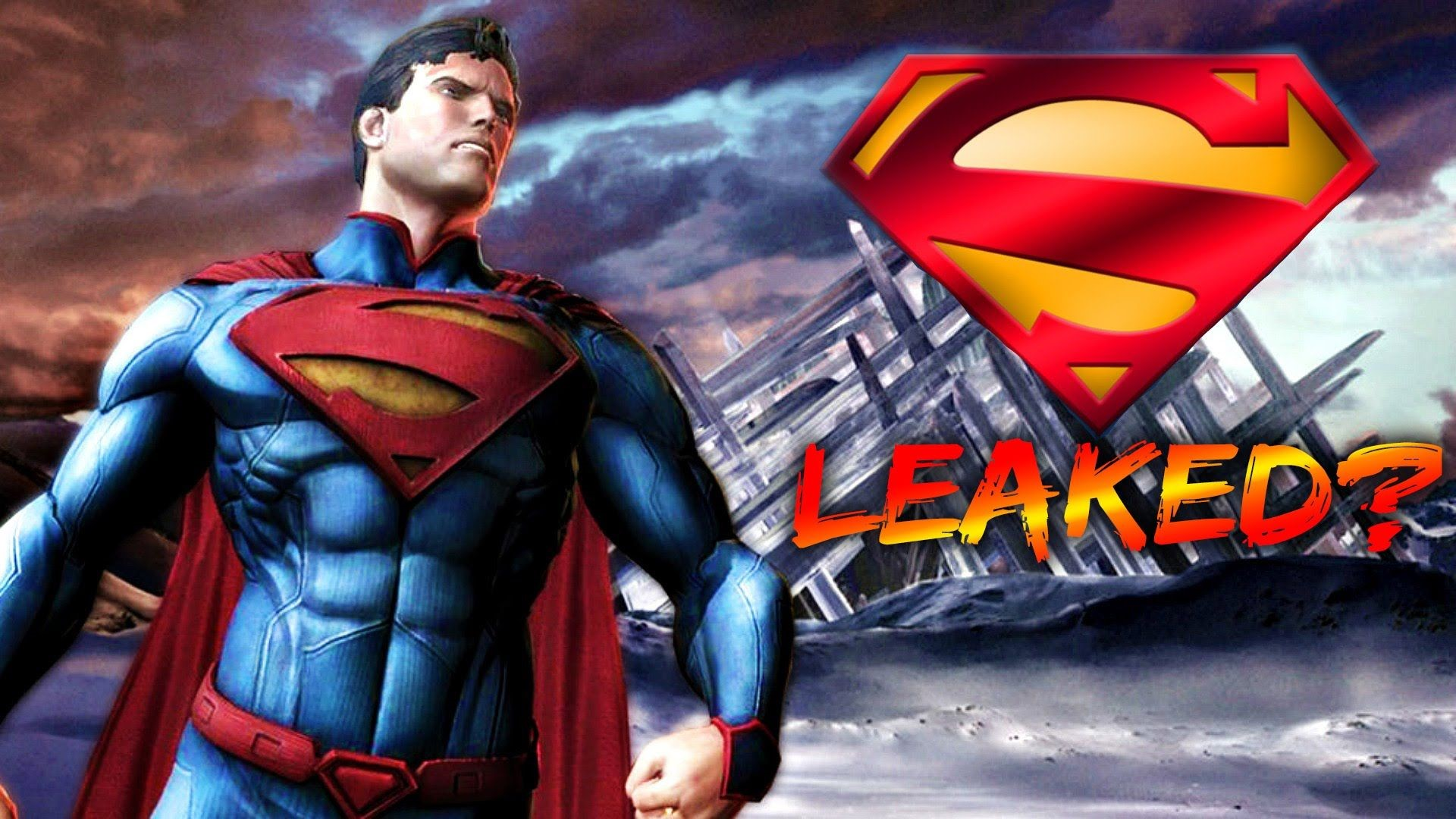 Superman Game Android Wallpapers
