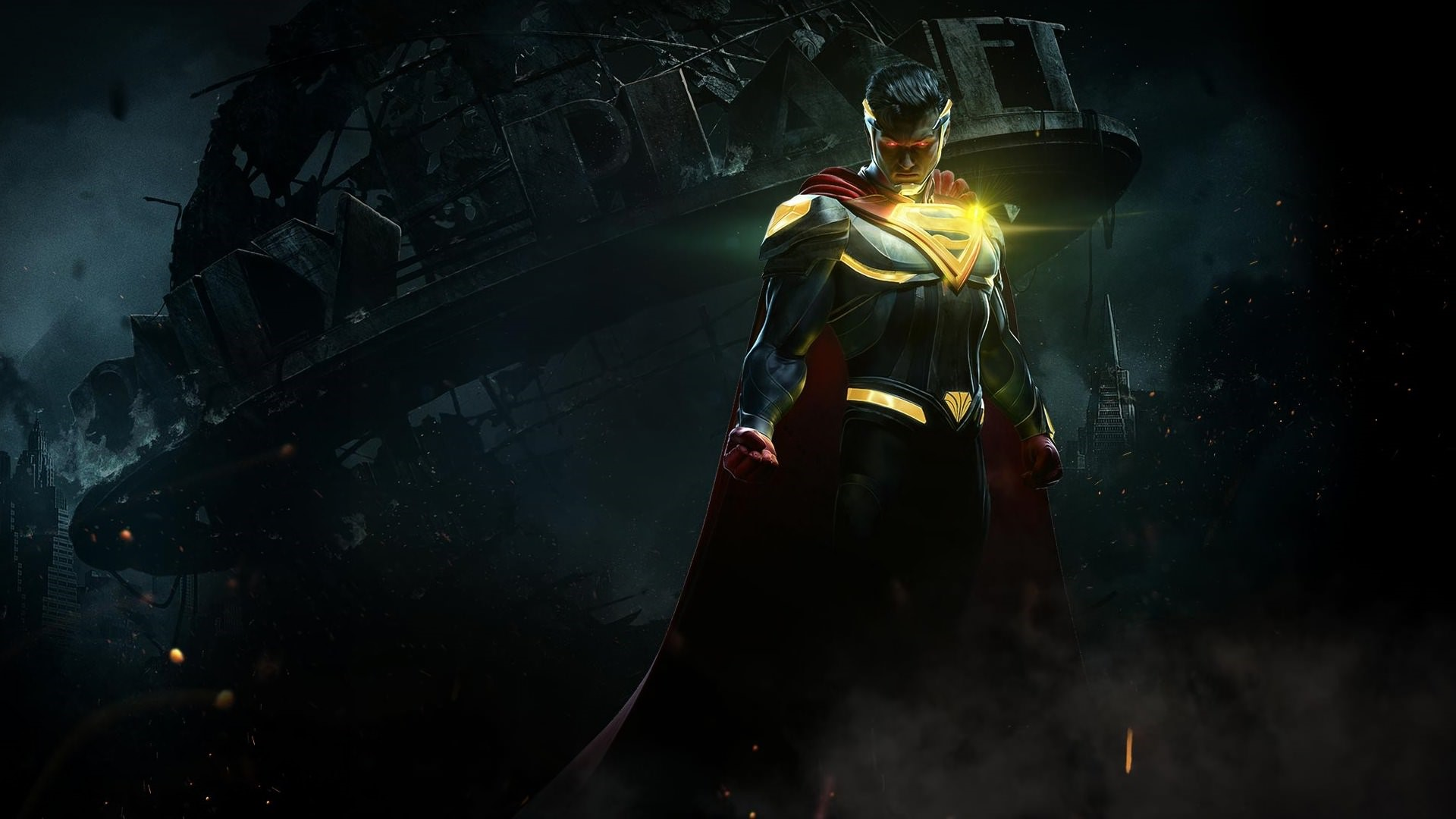 Superman Game Mobile HD Wallpaper