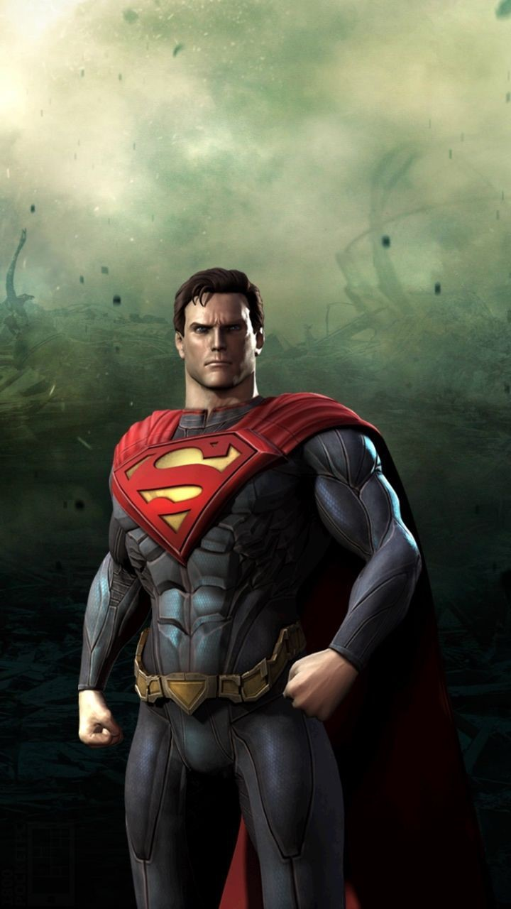 Superman Game Photos