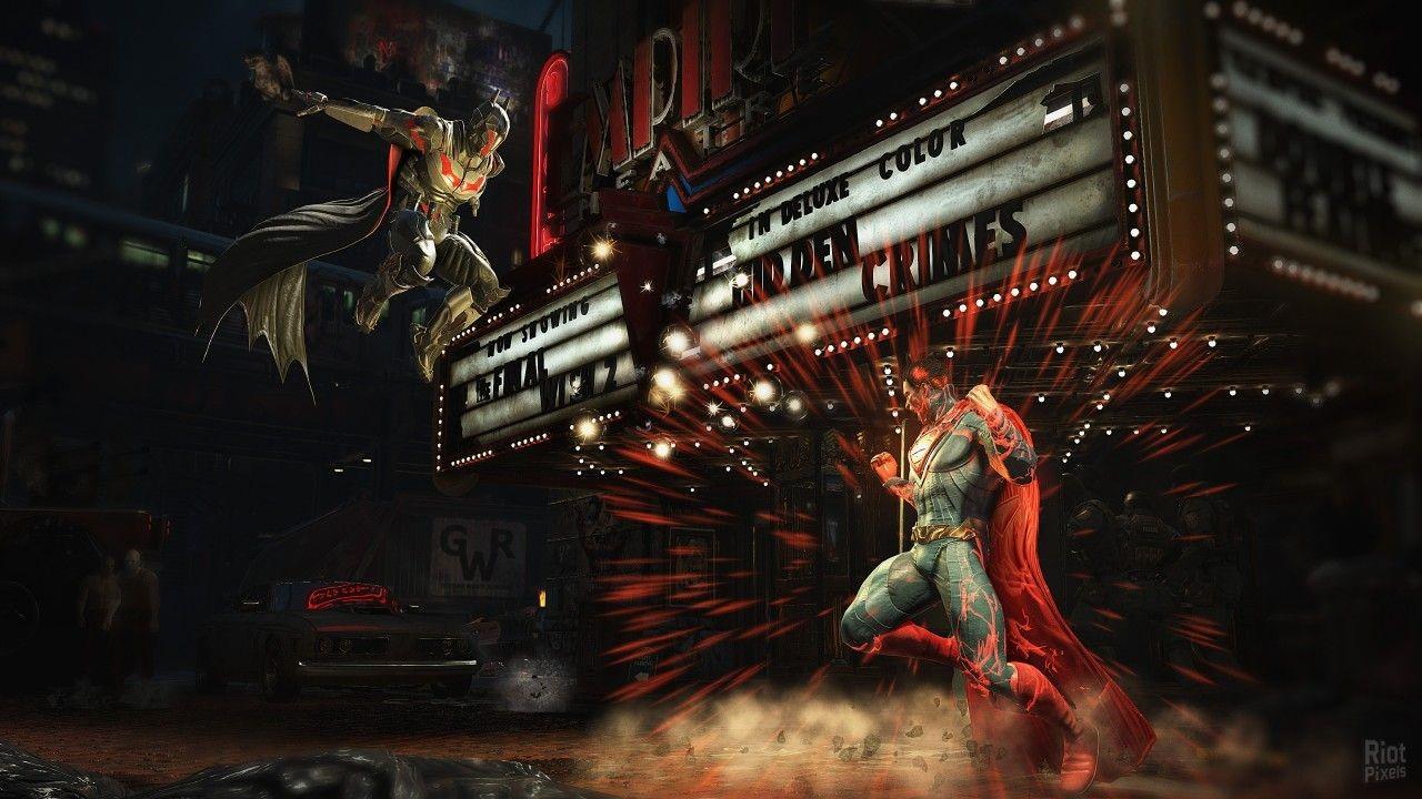 Superman Game Screensaver
