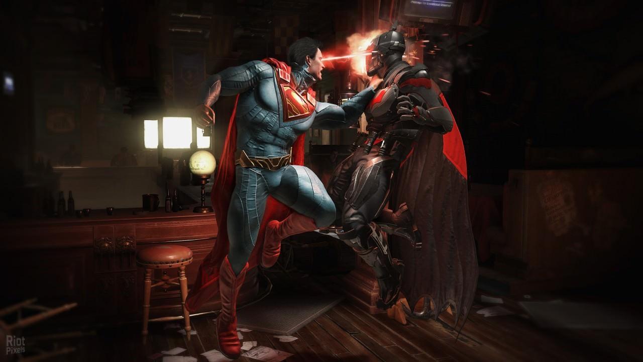 Superman Game UHD Wallpapers