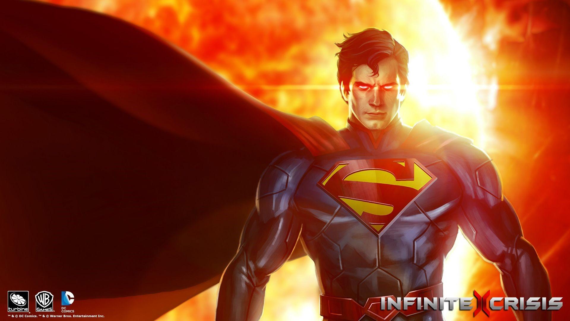 Superman Game Wallpaper