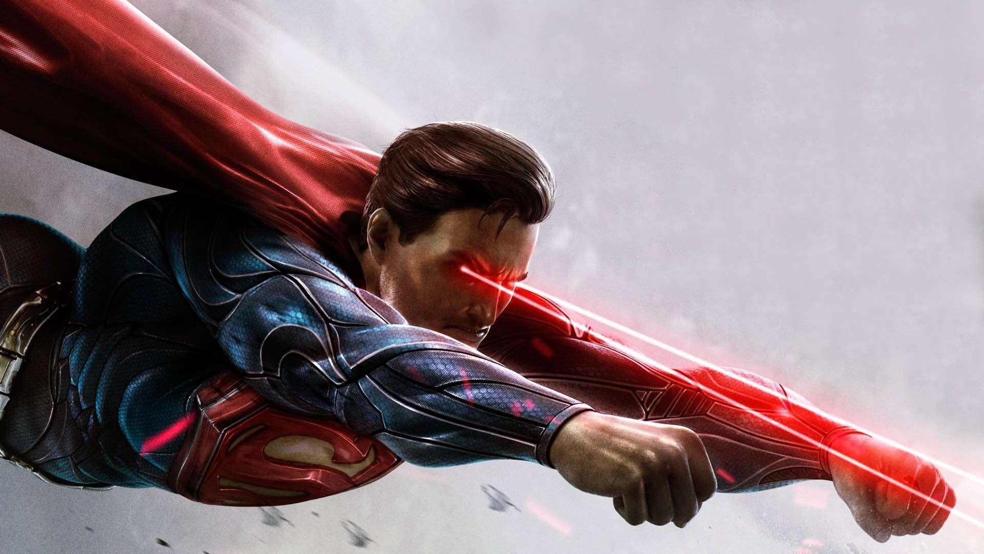 Superman Game Windows Background