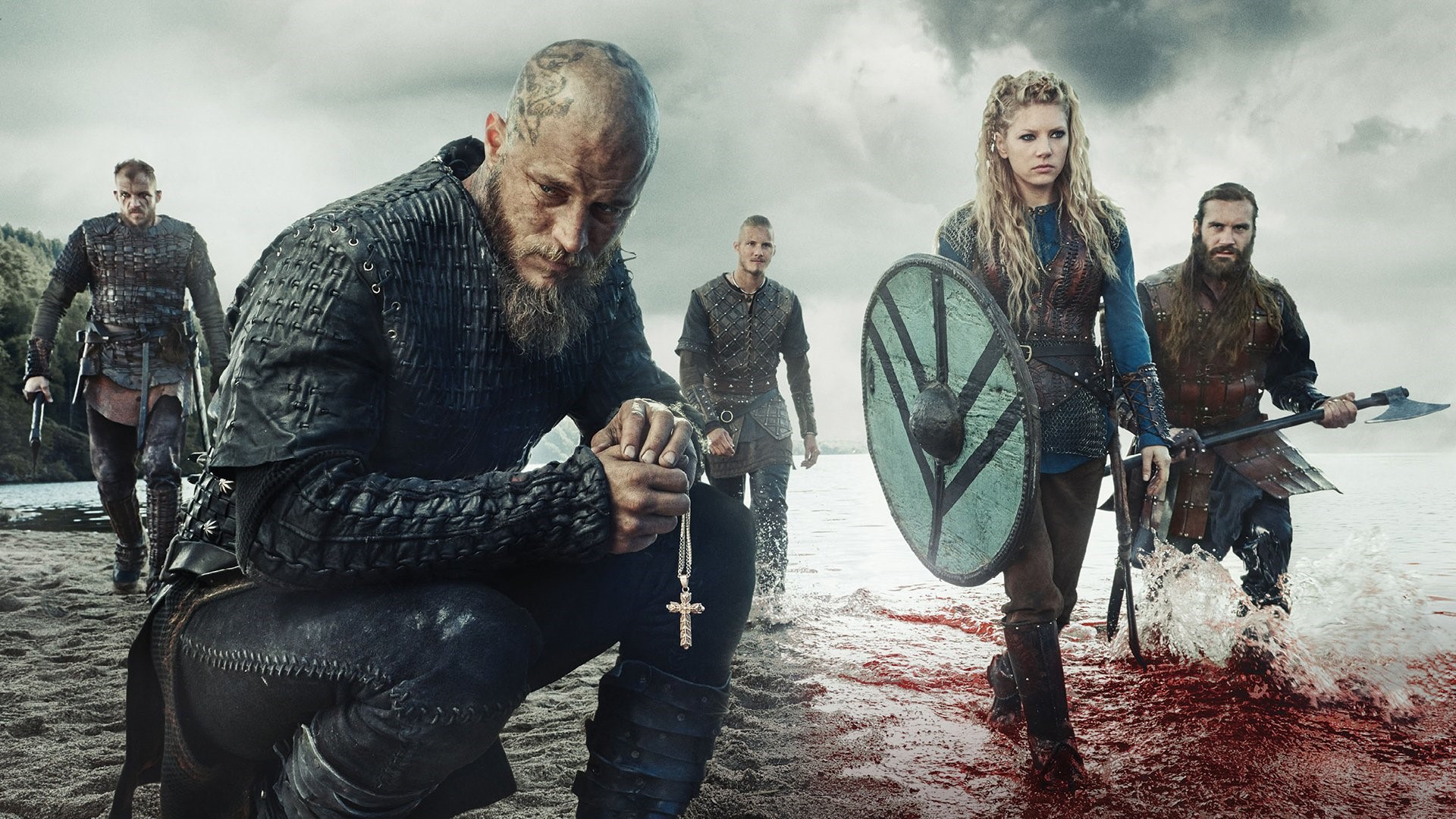 Vikings 4K Wallpapers