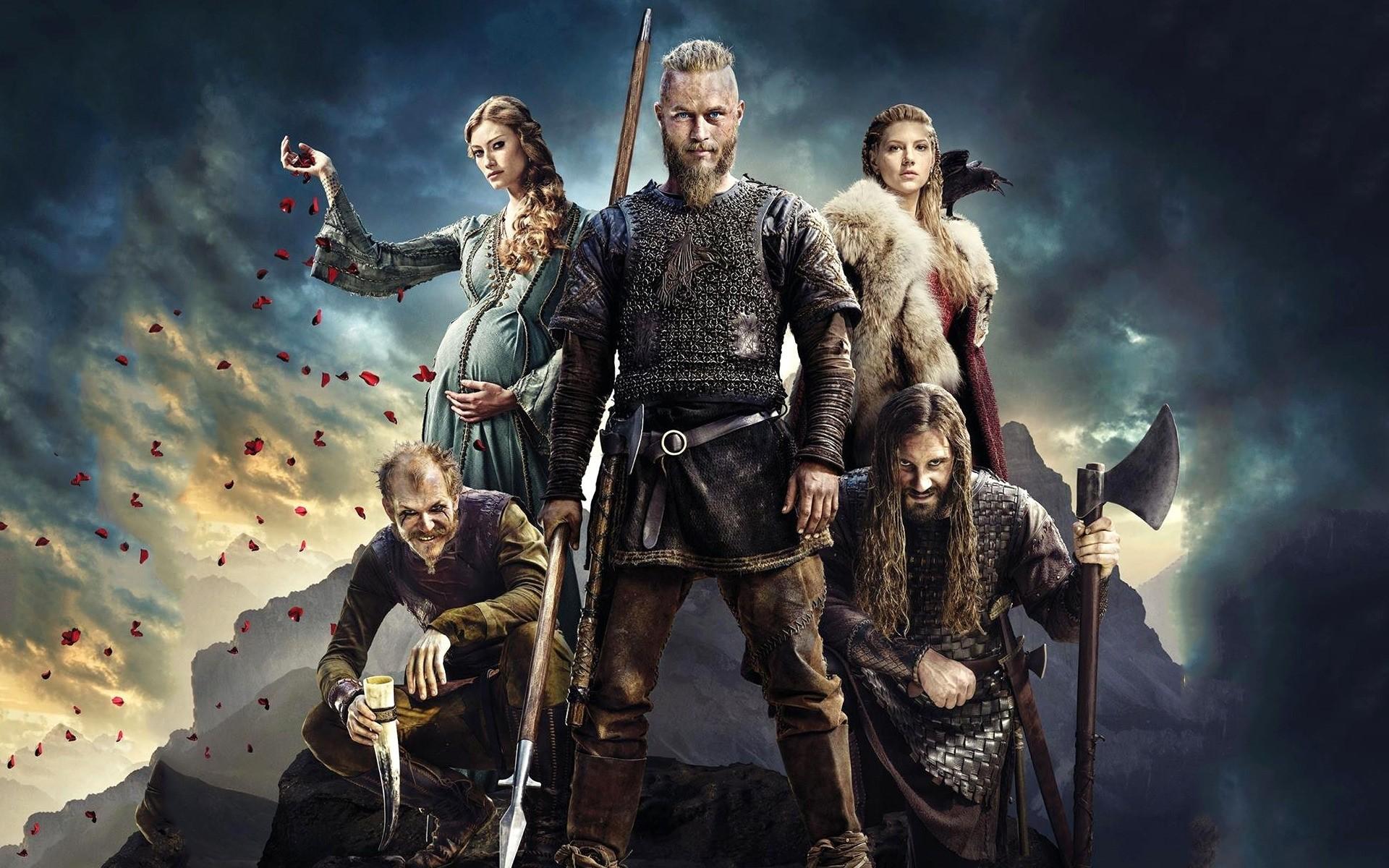 Vikings Free Wallpaper