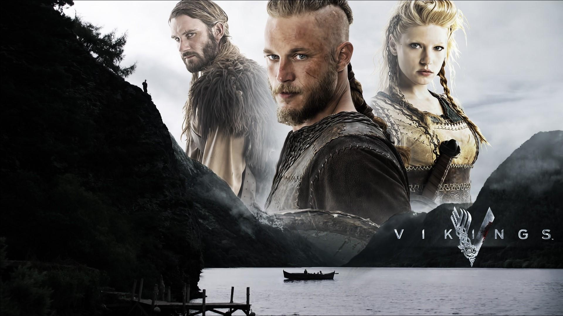Vikings Tablet Wallpaper