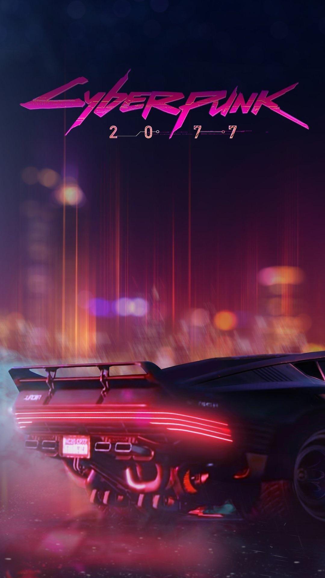 Cyberpunk 2077 Mobile Desktop