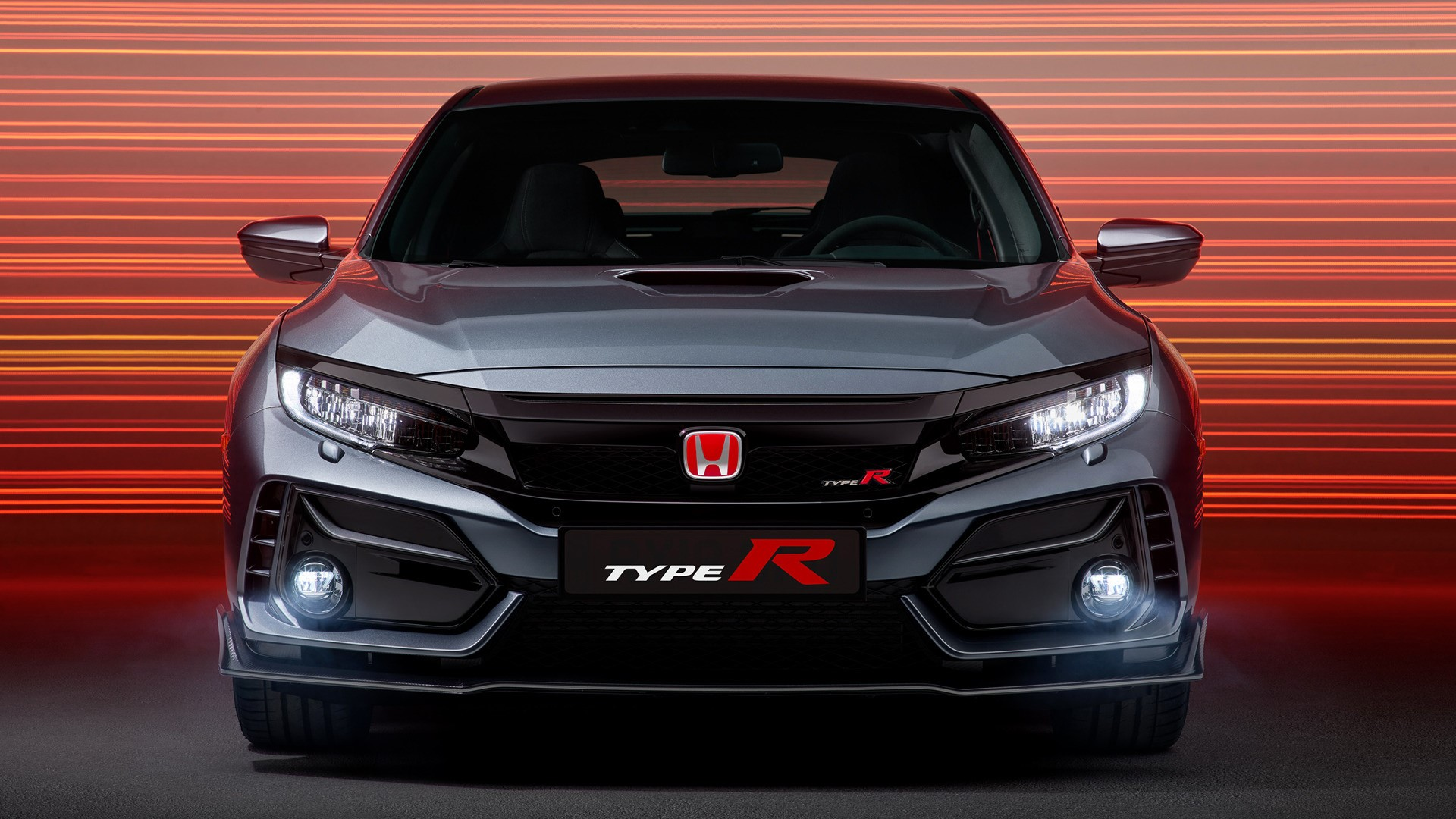 2020 Honda Type R 4K Wallpaper