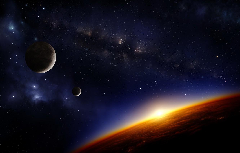 4K Space Cosmos Wallpaper