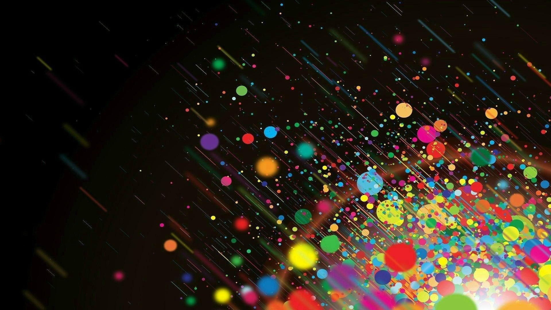 Colorful Abstract Desktop Wallpaper