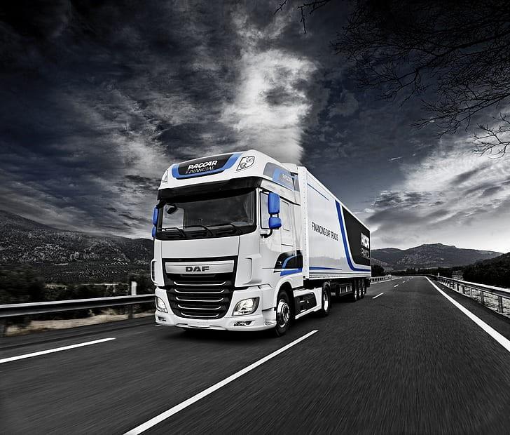 DAF Truck HD Wallpaper