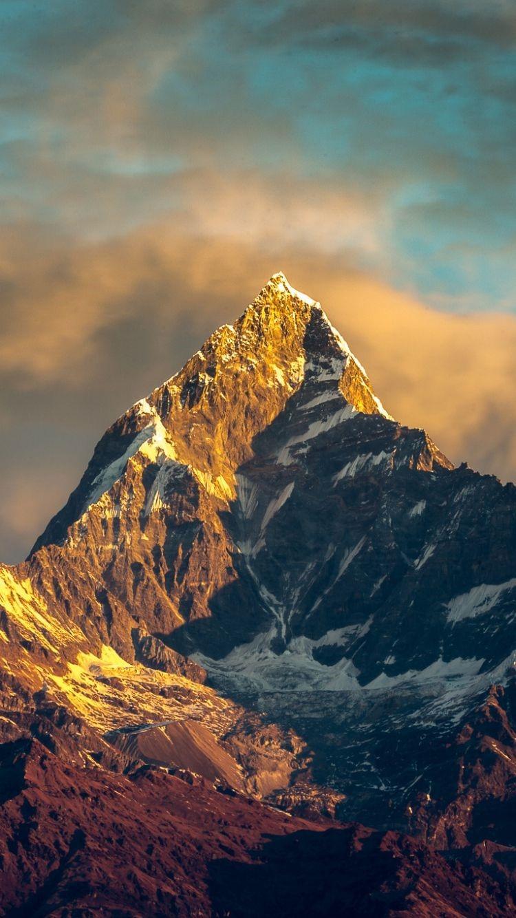Everest 4K Wallpaper Mobile HD